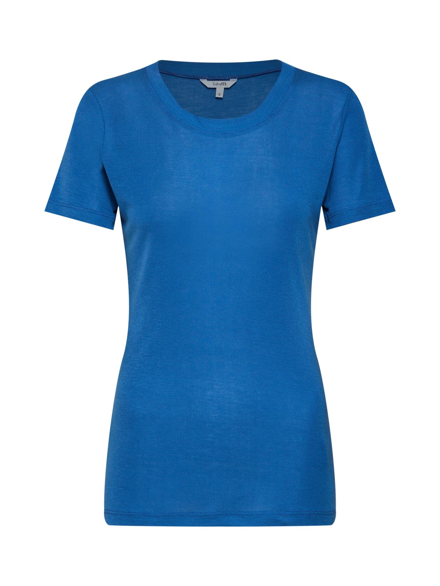 Tričko Samira modrá Mbym