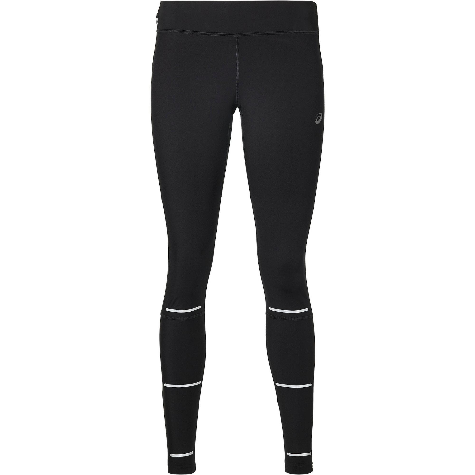 Sportovní kalhoty Lite Show Winter černá ASICS