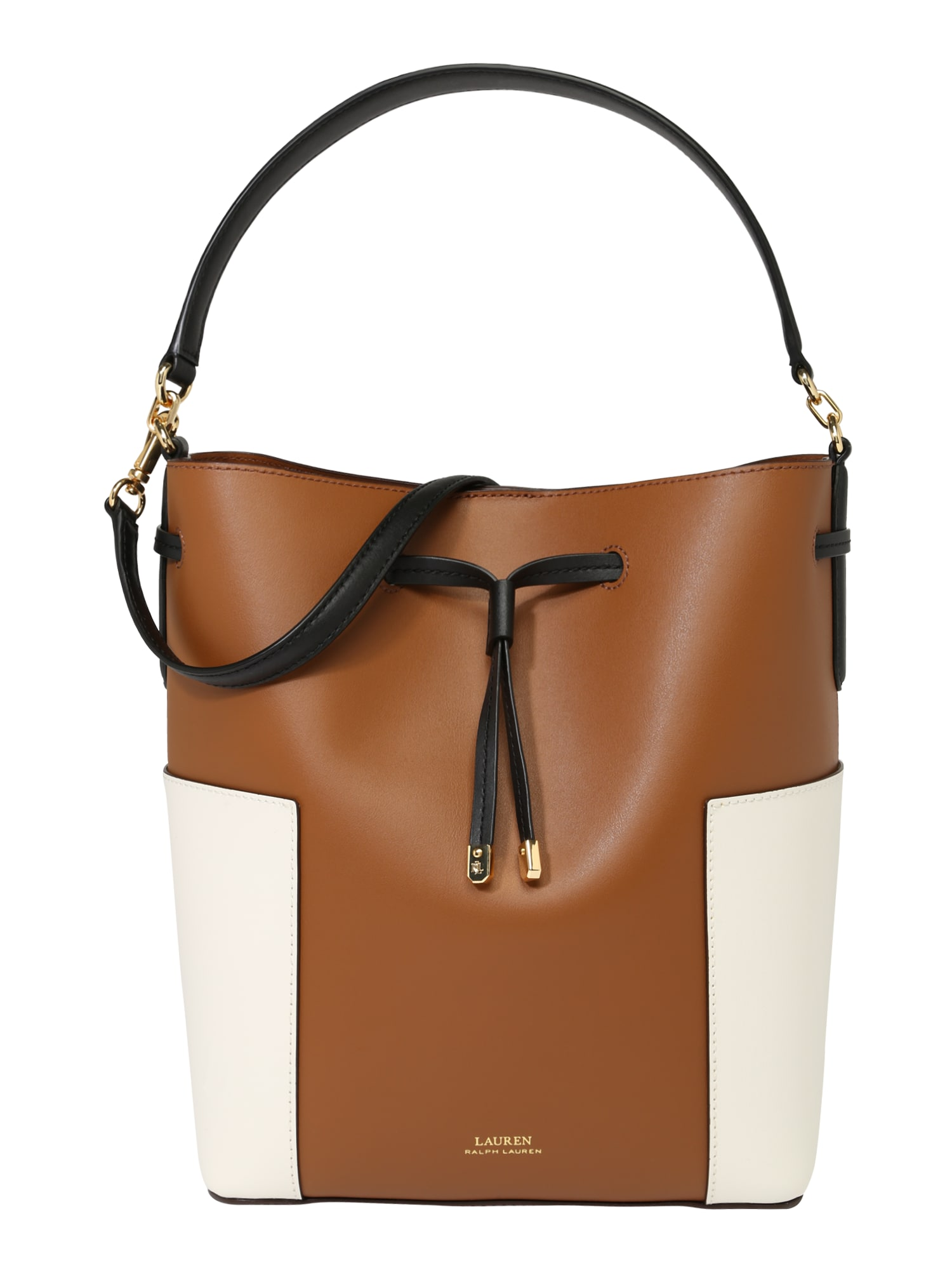 Nákupní taška koňaková Lauren Ralph Lauren