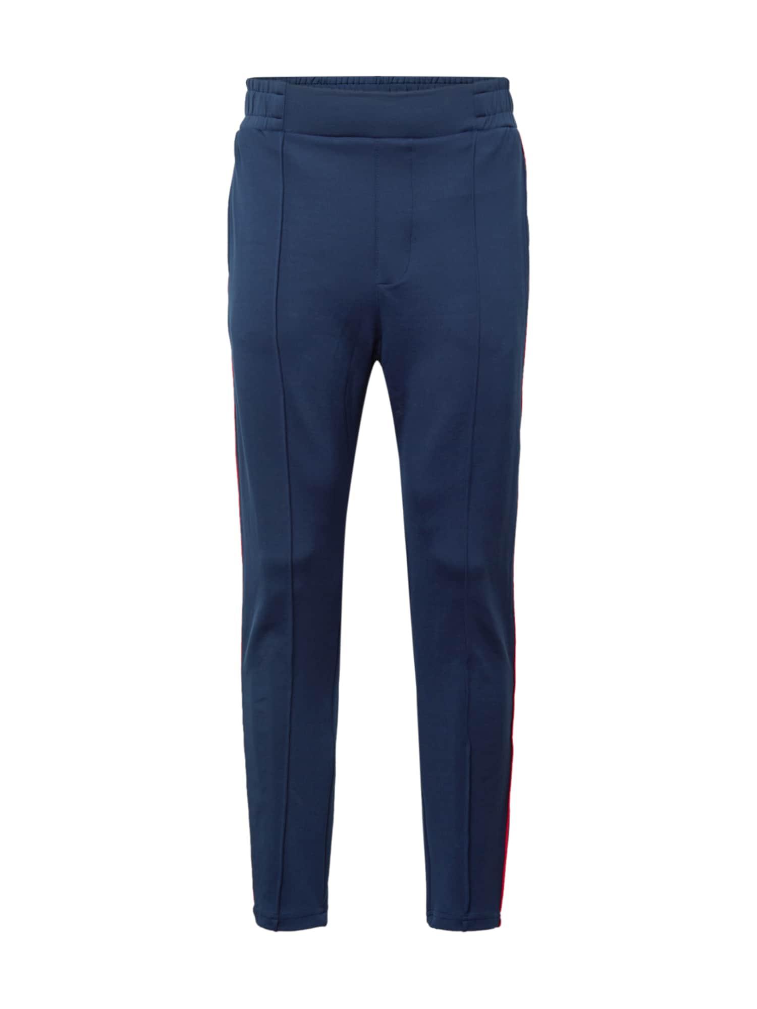 TOM TAILOR DENIM Kalhoty  tmavě modrá