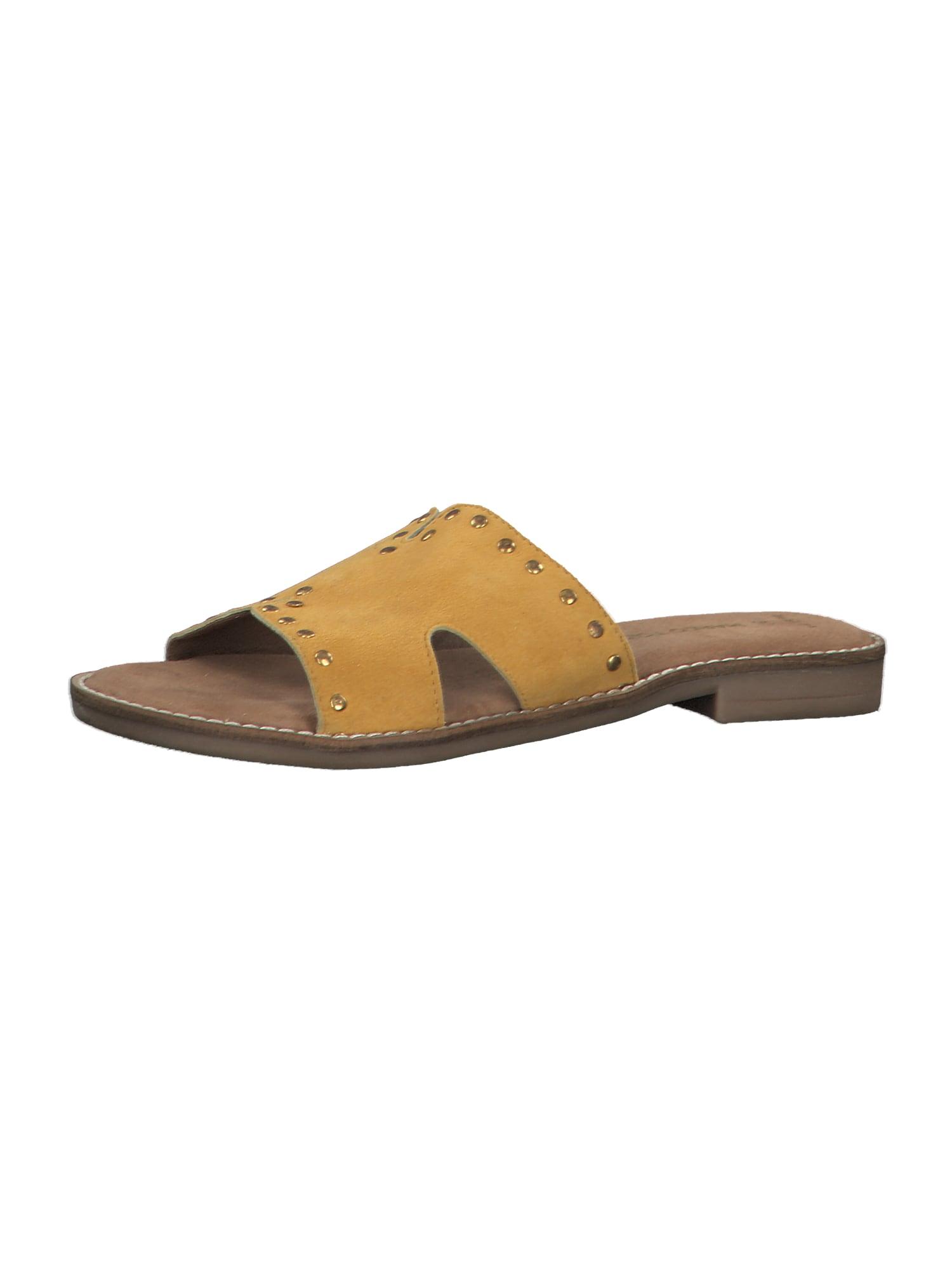 MARCO TOZZI Pantofle  šafrán