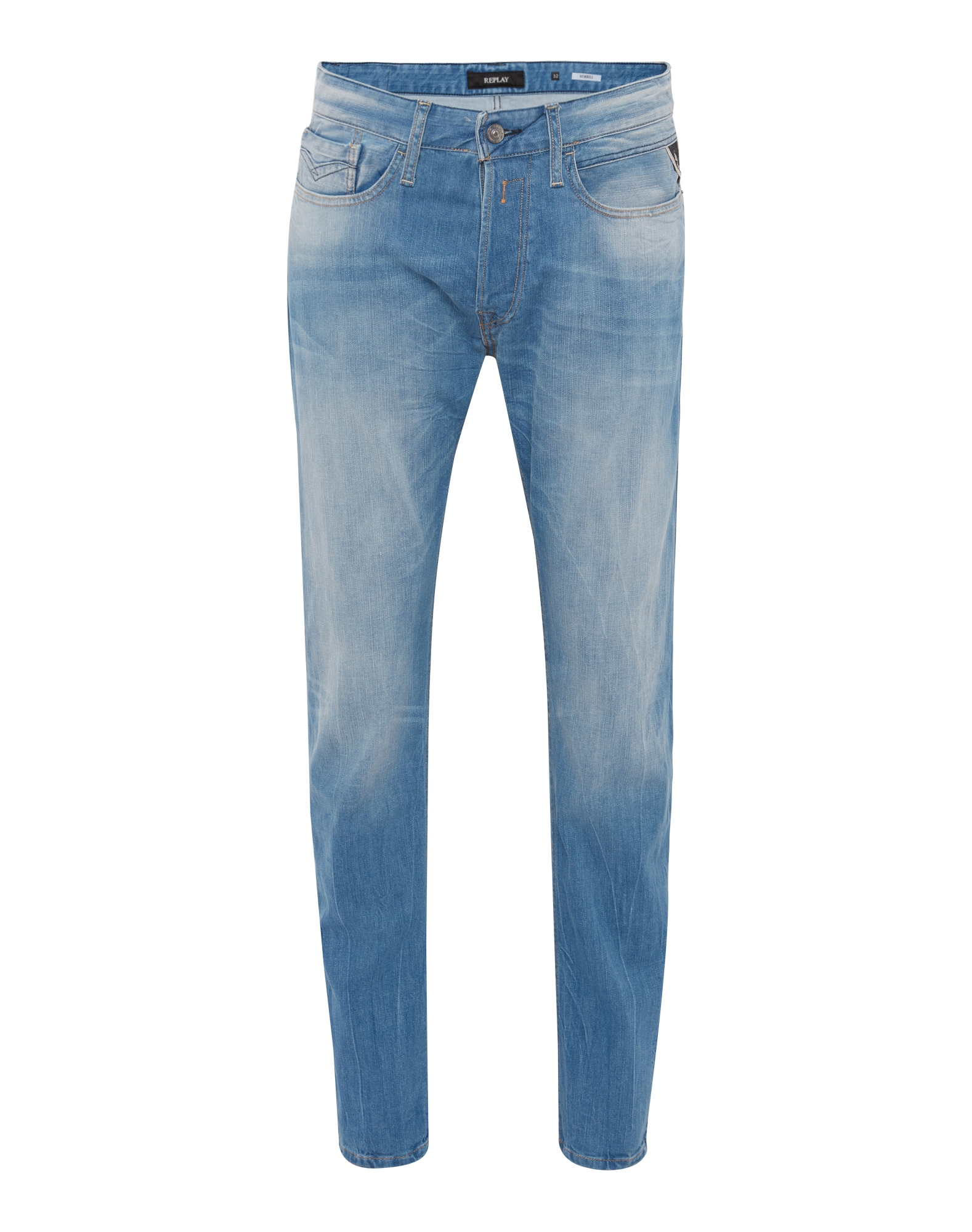 REPLAY Heren Jeans Newbill blue denim