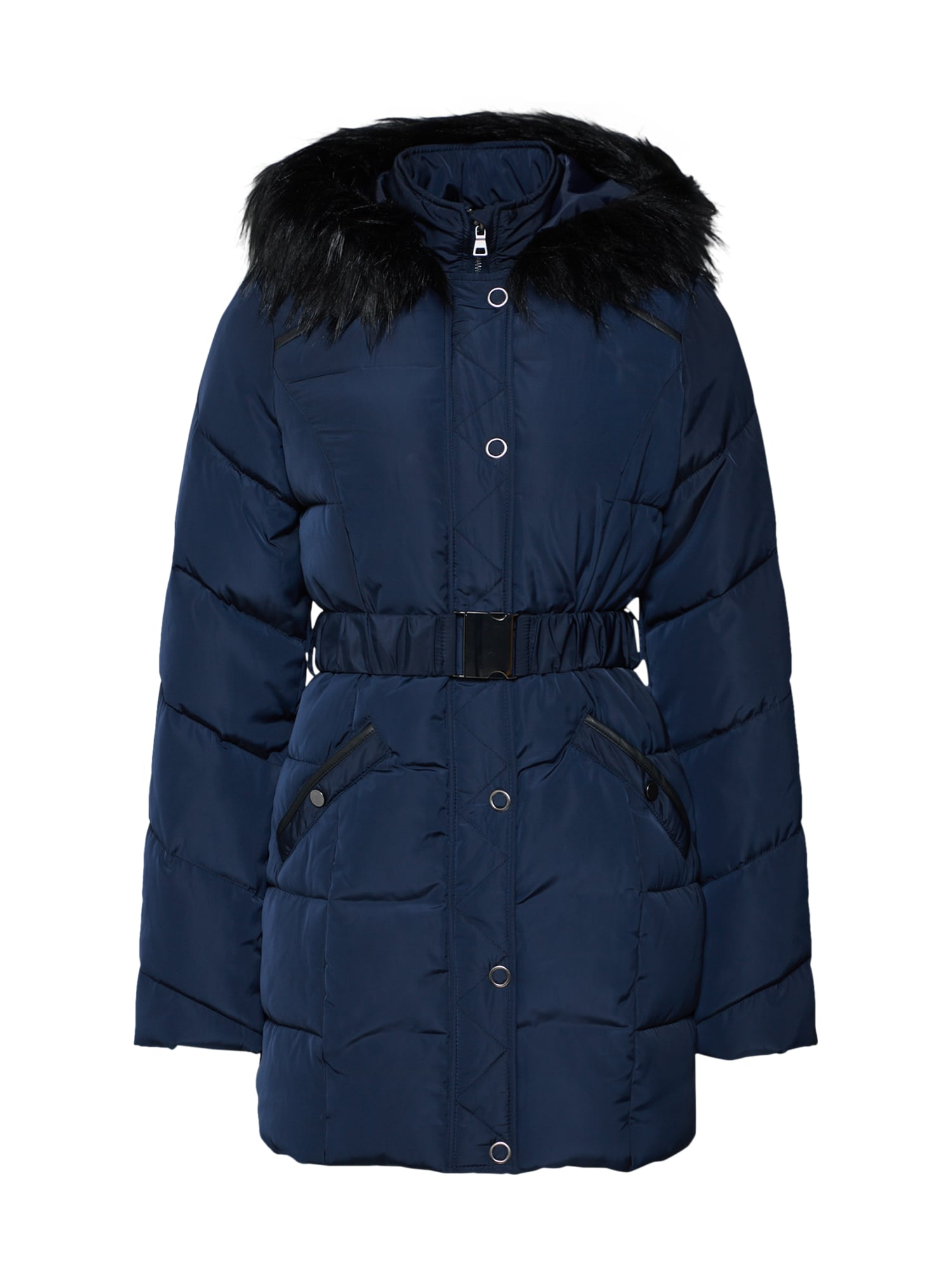 Zimní kabát Melia námořnická modř ABOUT YOU