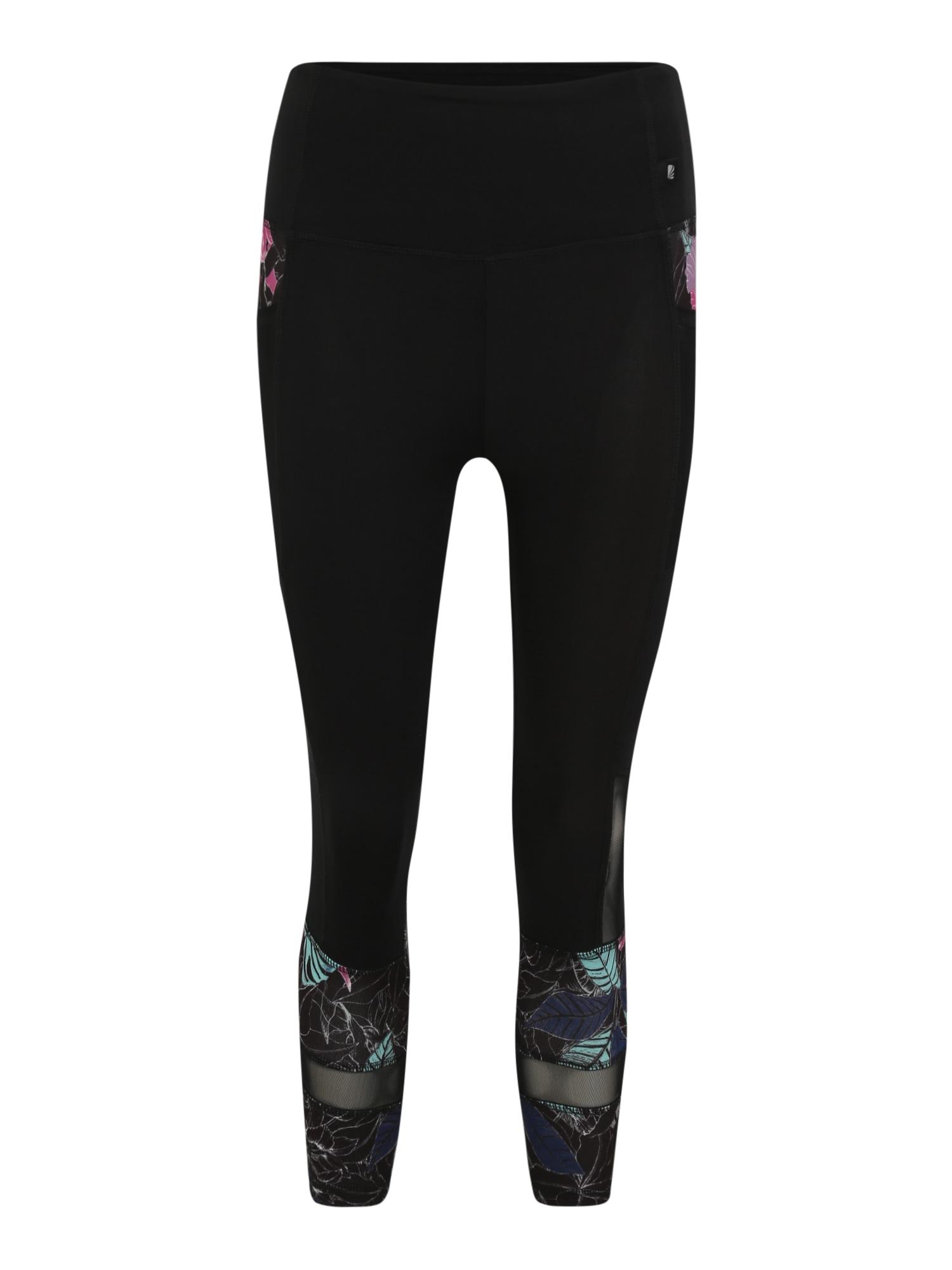 Sportovní kalhoty MORGAN MID CALF černá Marika