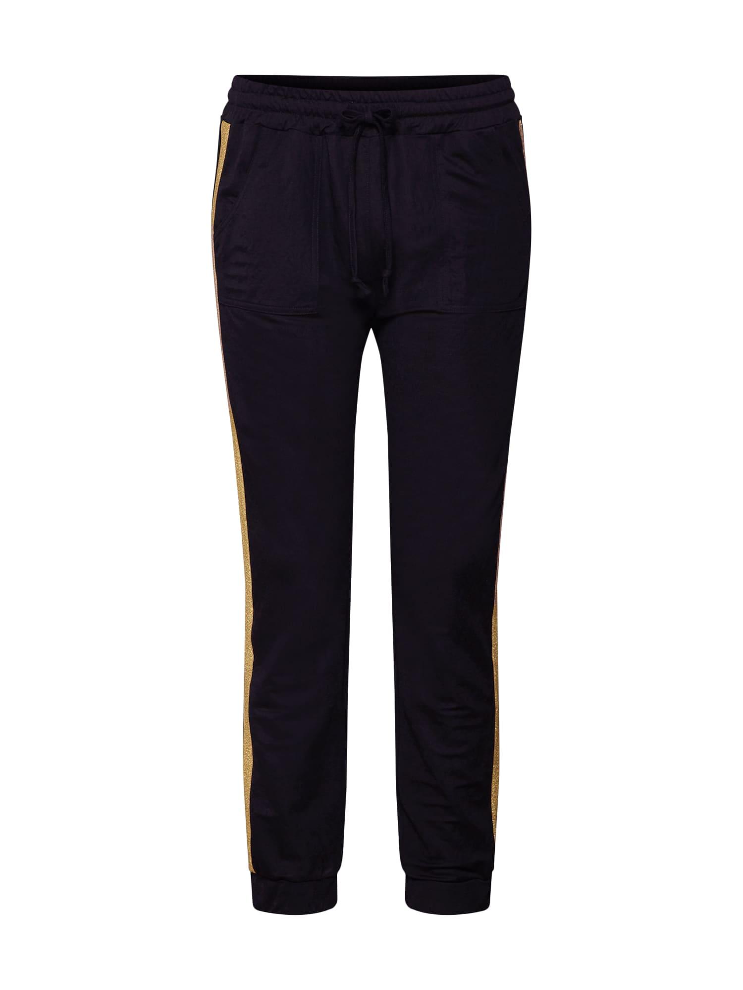 Kalhoty Amelie Trousers černá ABOUT YOU
