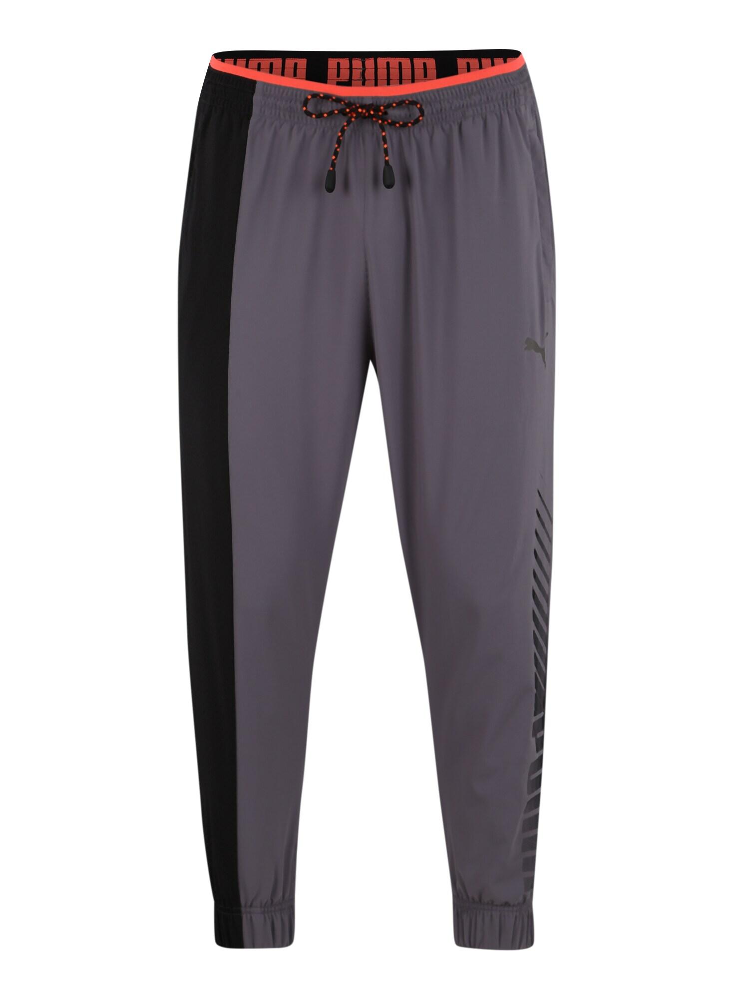 Sportovní kalhoty Collective šedá PUMA