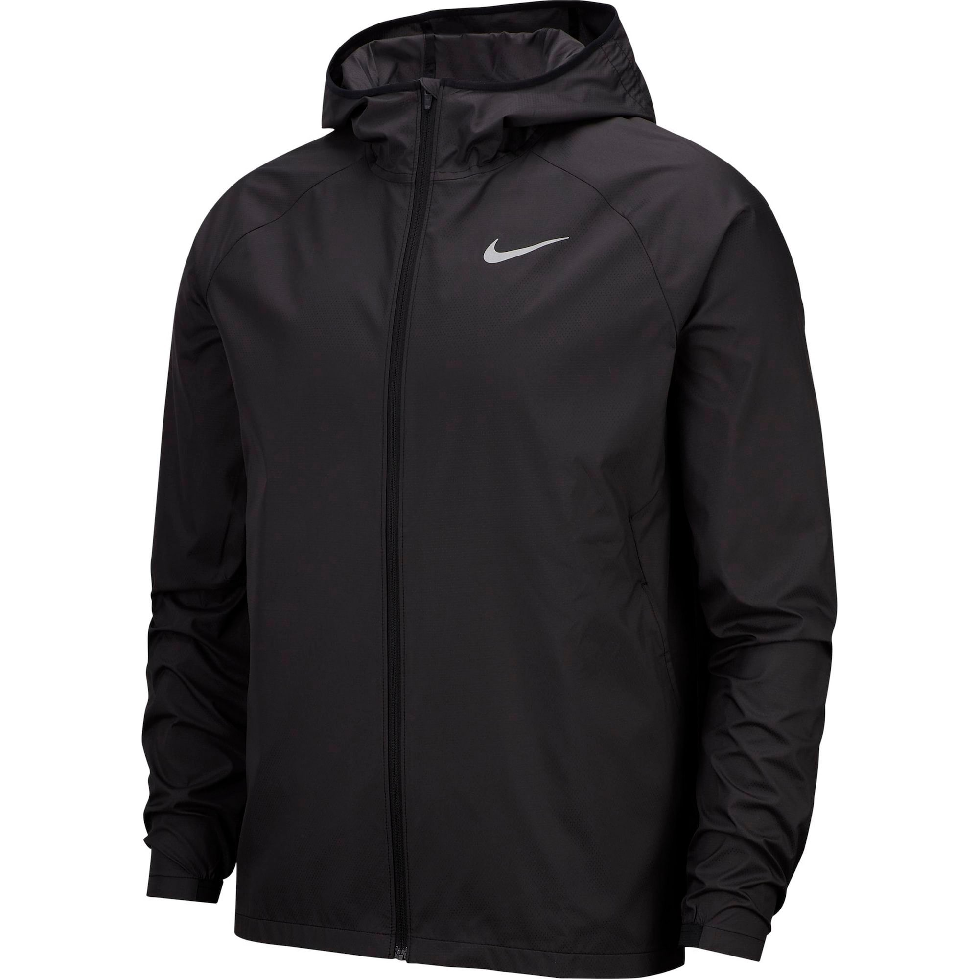 Funktionsjacke 'Essential' | Bekleidung > Jacken > Funktionsjacken | Schwarz | Nike