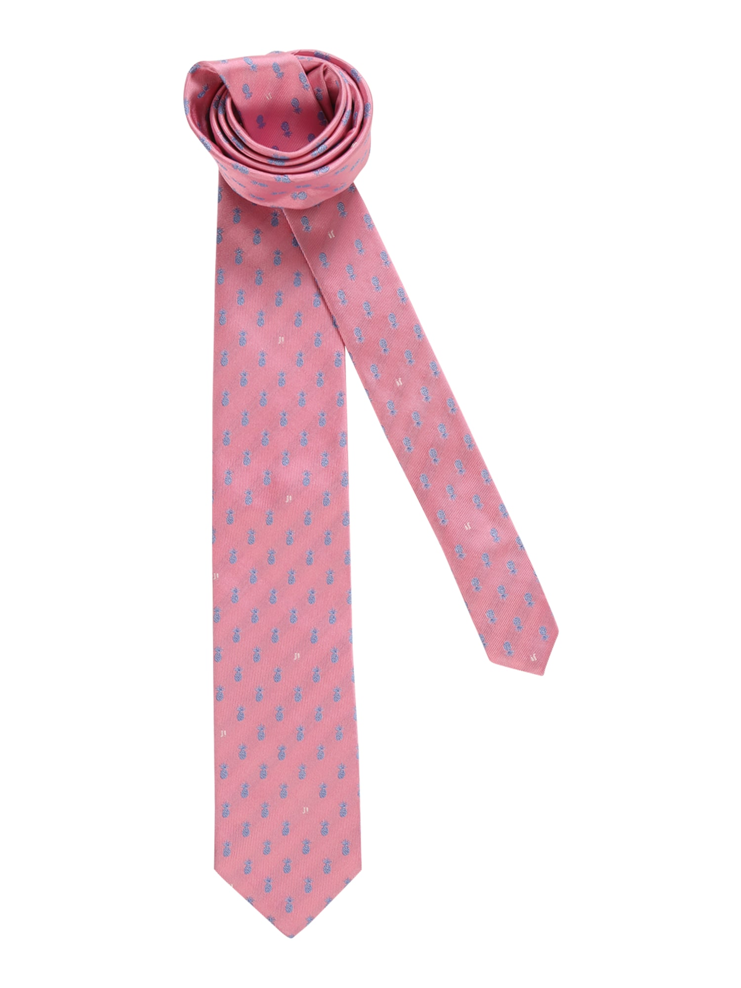 Kravata JTIE-06Tie_7.0 růžová JOOP!
