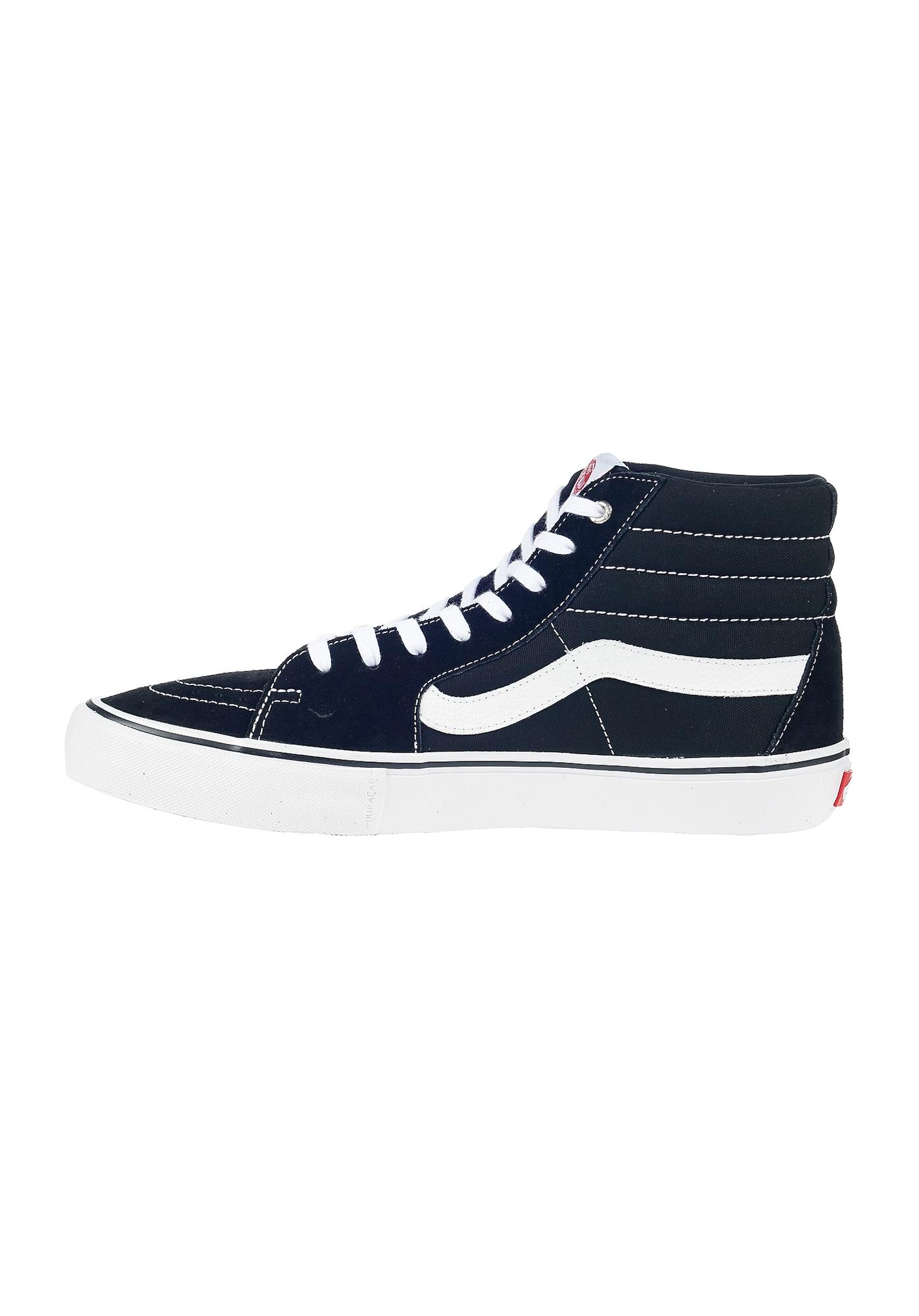 VANS, Heren Sneakers hoog 'Sk8-Hi Pro', navy