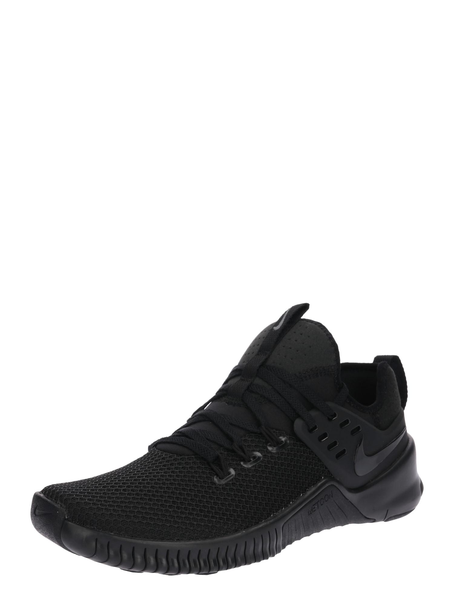 Sportovní boty Metcon Free černá NIKE