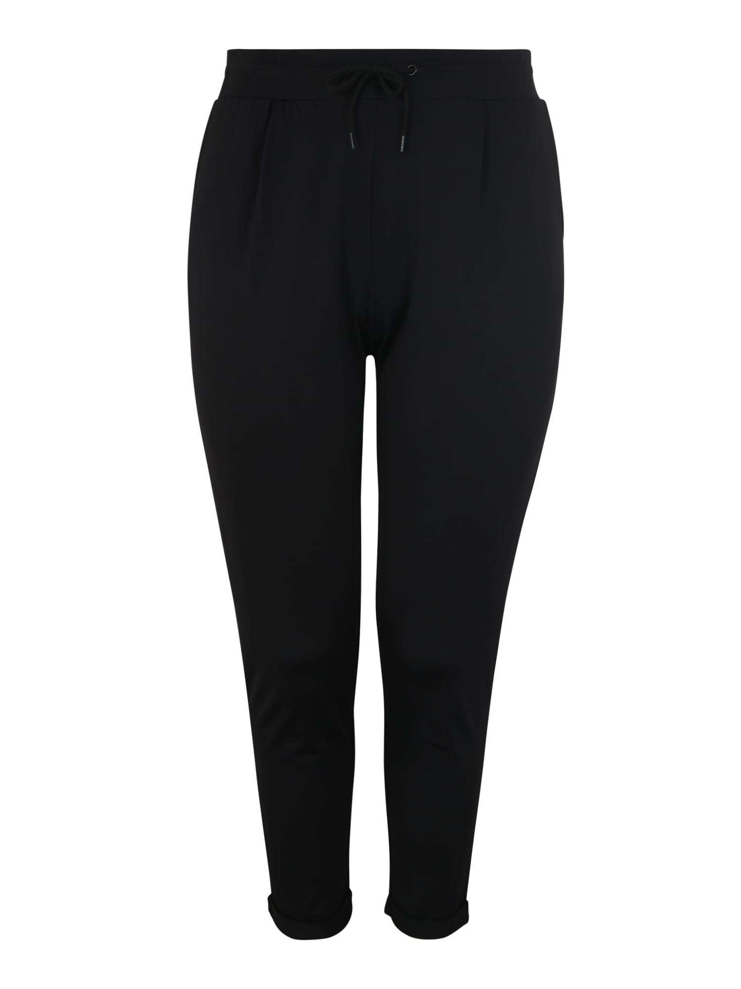 Sportovní kalhoty onpBAE černá Only Play Curvy