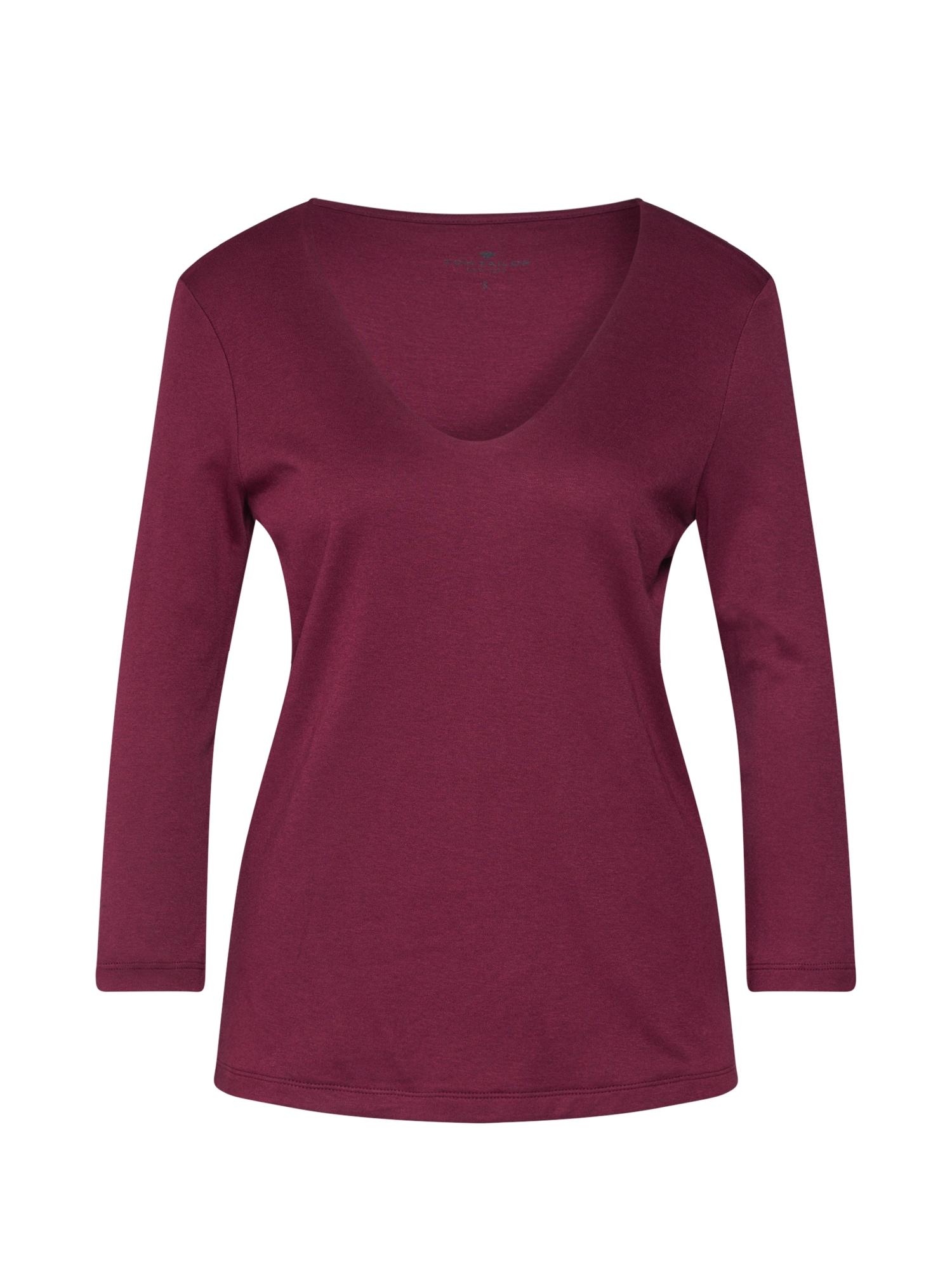 Langarmshirt | Bekleidung > Shirts > Langarmshirts | TOM TAILOR