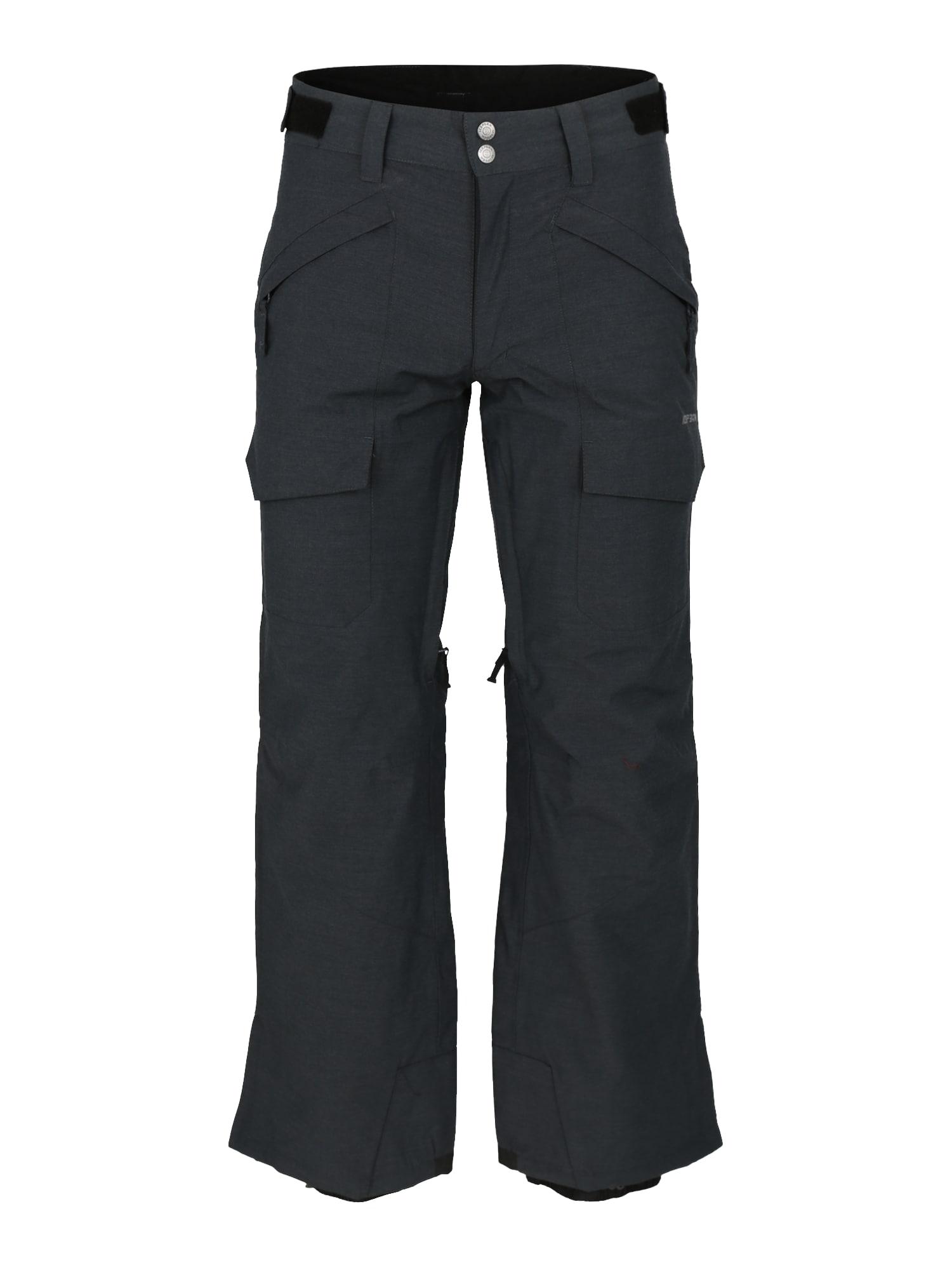 Sportovní kalhoty Kenta šedá antracitová ICEPEAK