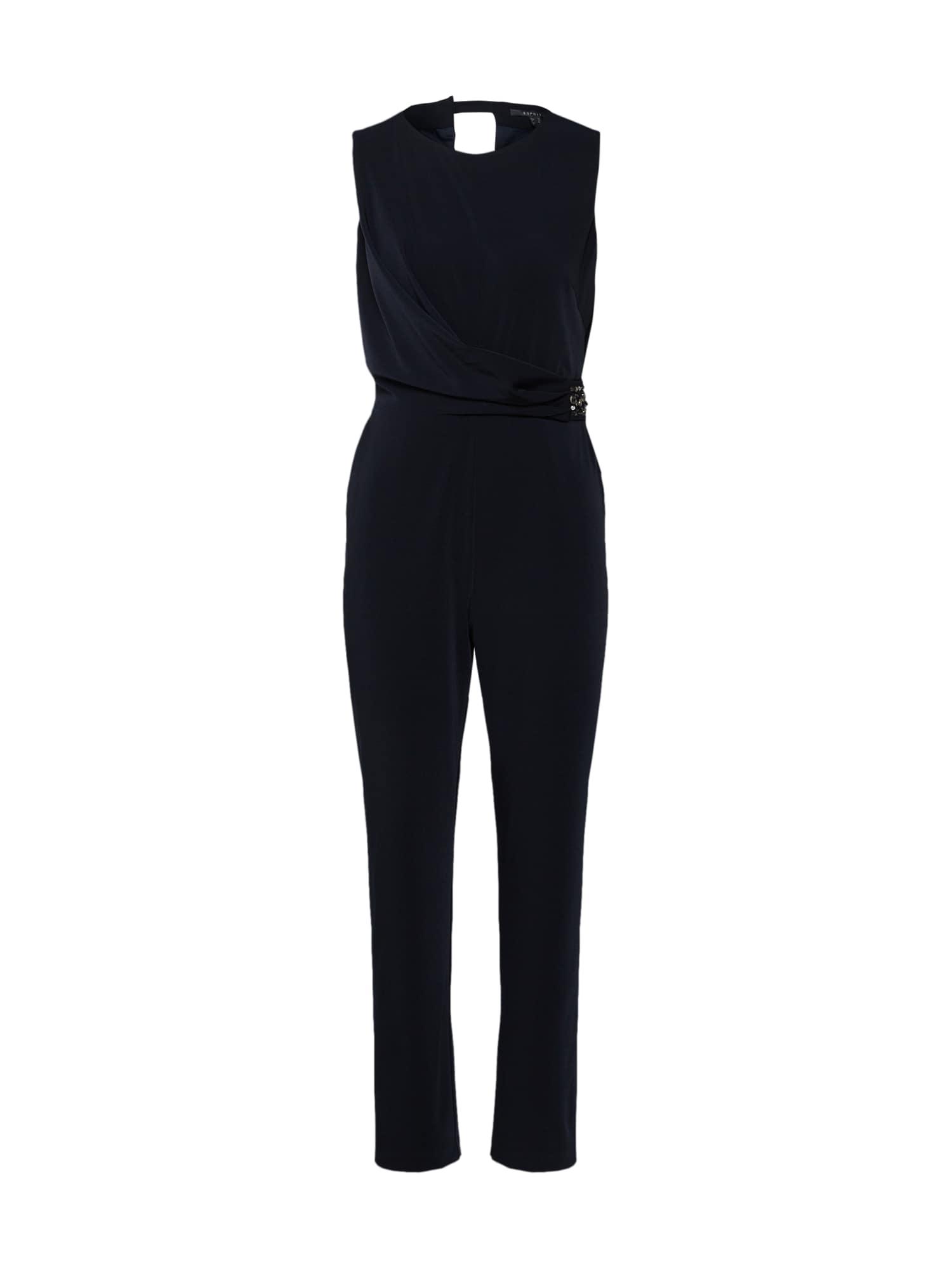Esprit Collection, Dames Jumpsuit, navy