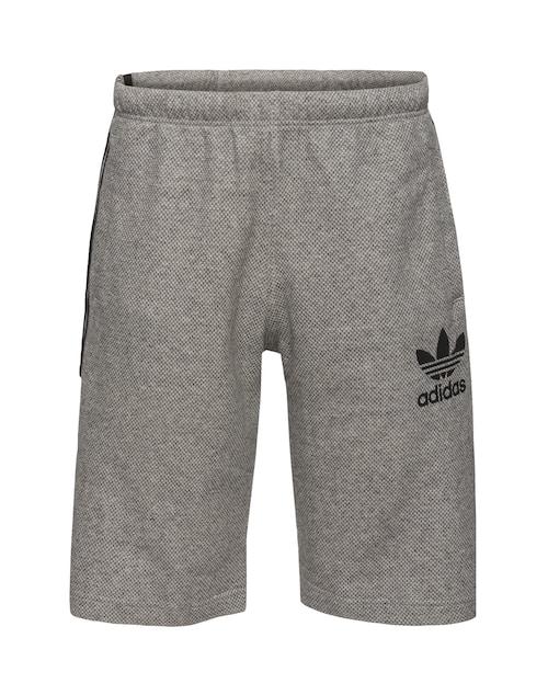 Shorts aus Sweat