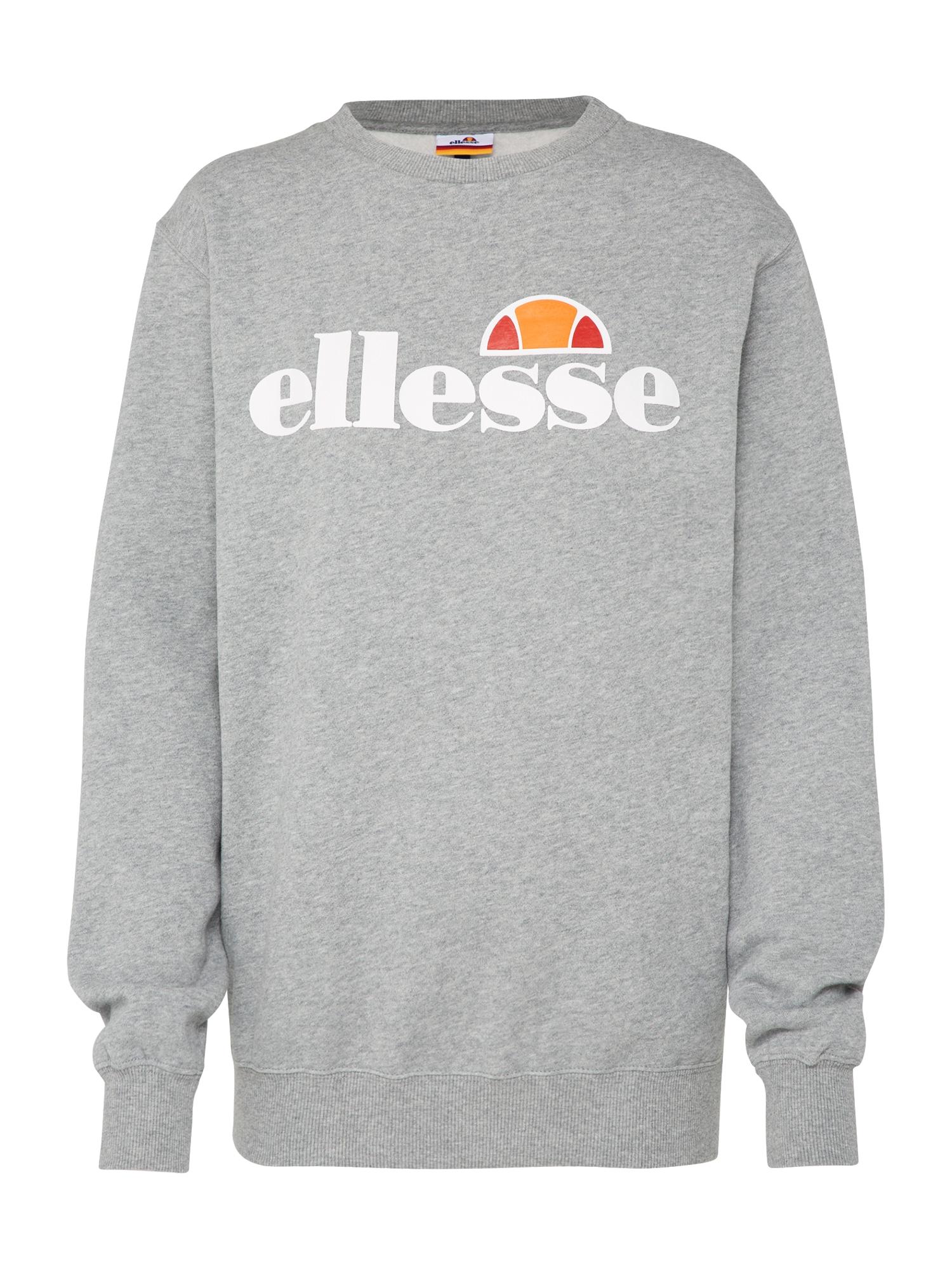 ELLESSE Dames Sweatshirt Agata grijs