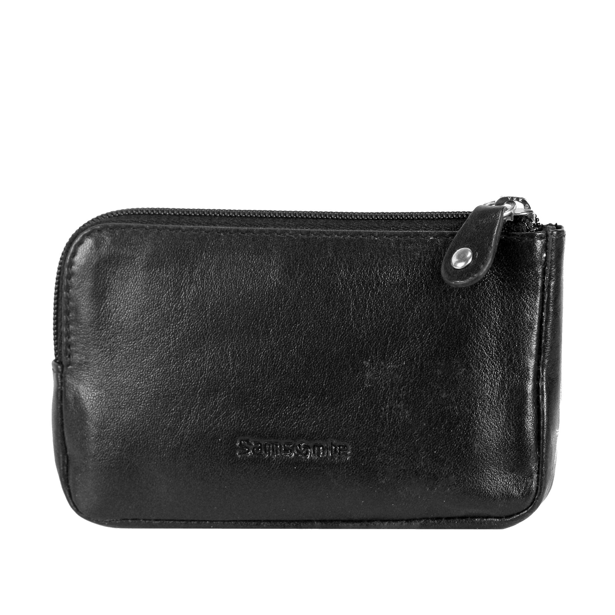 Success SLG Schlüsseltasche Leder 9 cm | Accessoires > Portemonnaies > Schlüsseltaschen | Schwarz | Samsonite