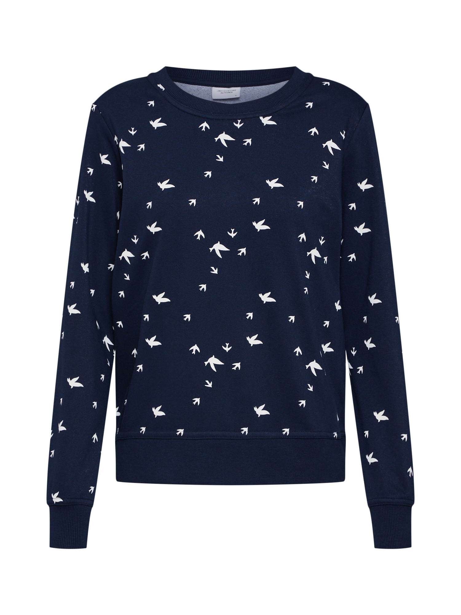 ONLY Long Sleeved Sweatshirt Dames Blauw