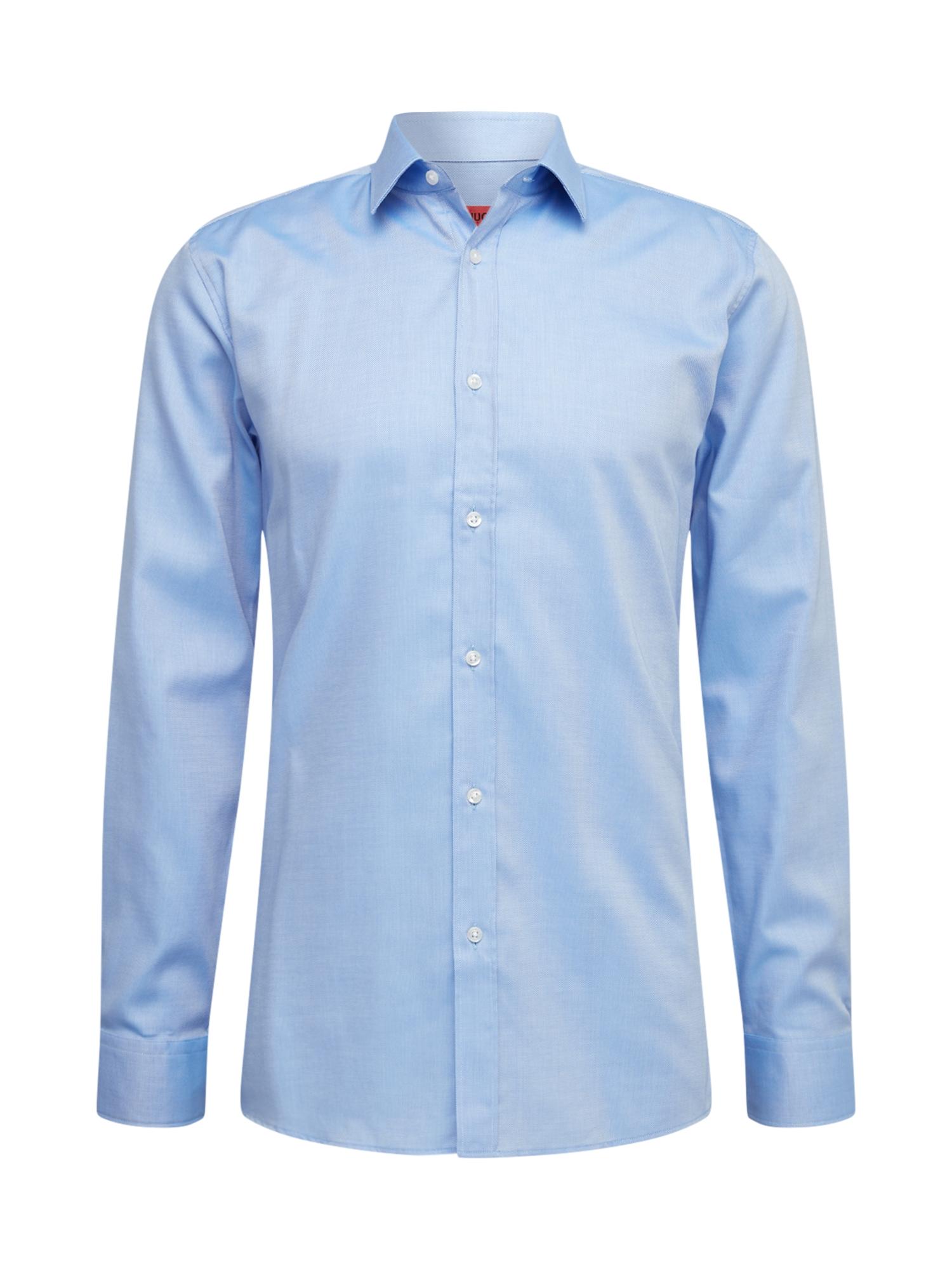 HUGO Košile 'Elisha02'  modrá
