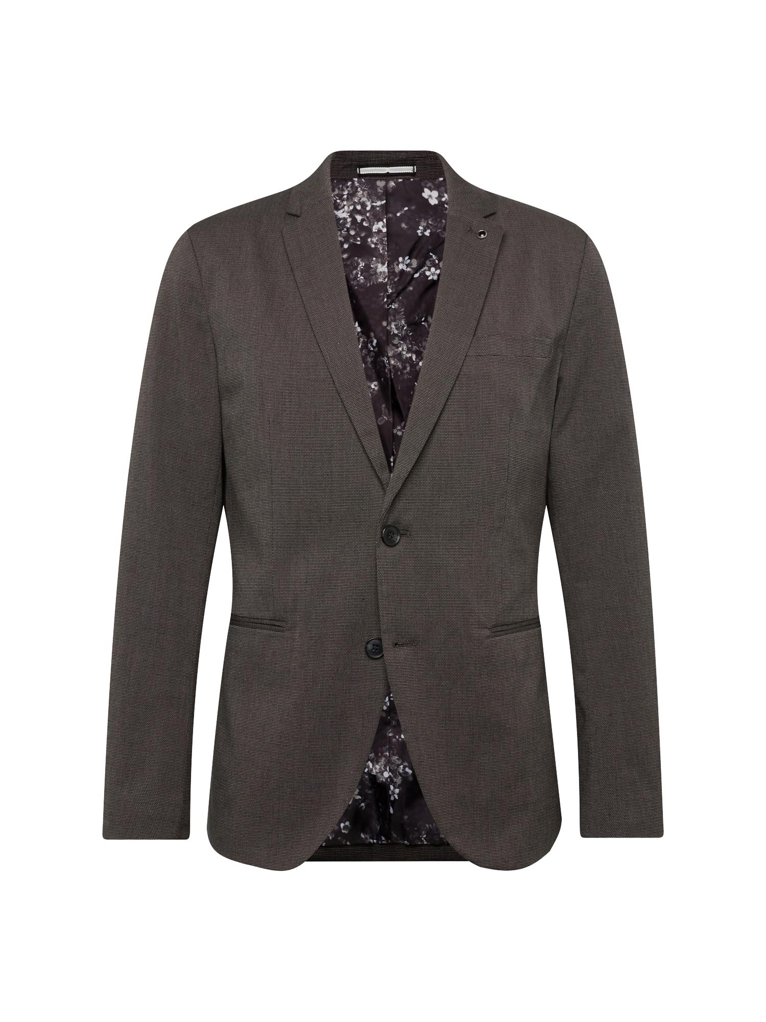 Oblek SLHSLIM-MARK BLAZER B černá SELECTED HOMME