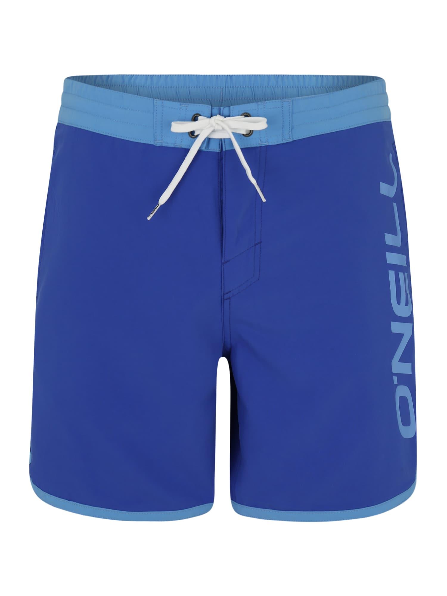 ONEILL Sportovní plavky modrá kouřově modrá O'NEILL