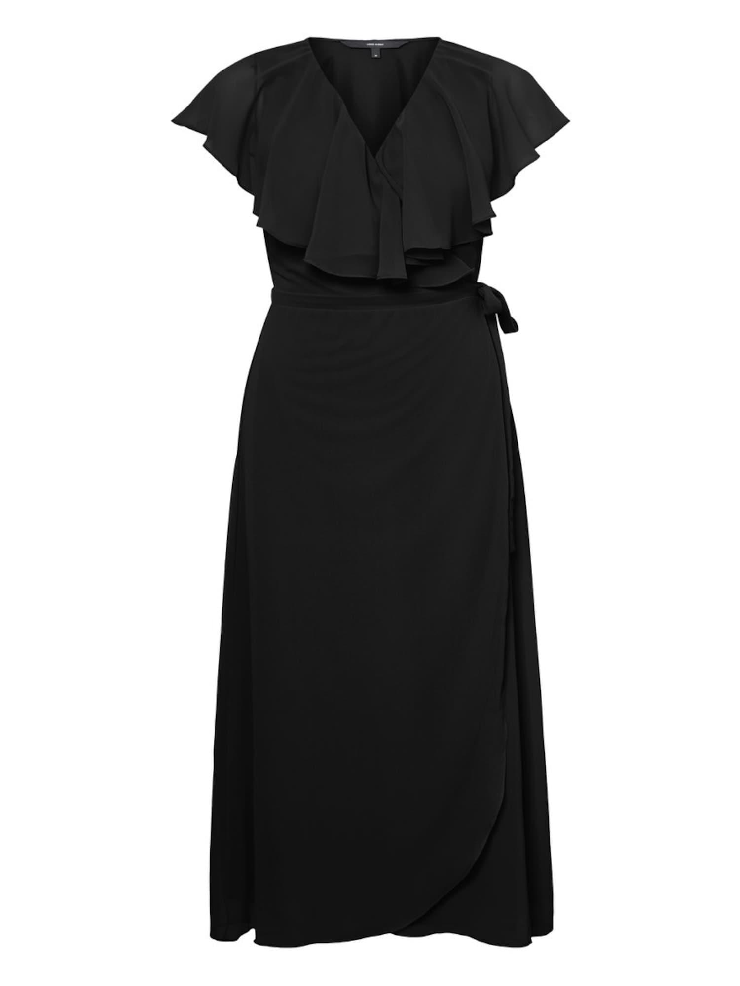 Šaty černá Vero Moda Curve