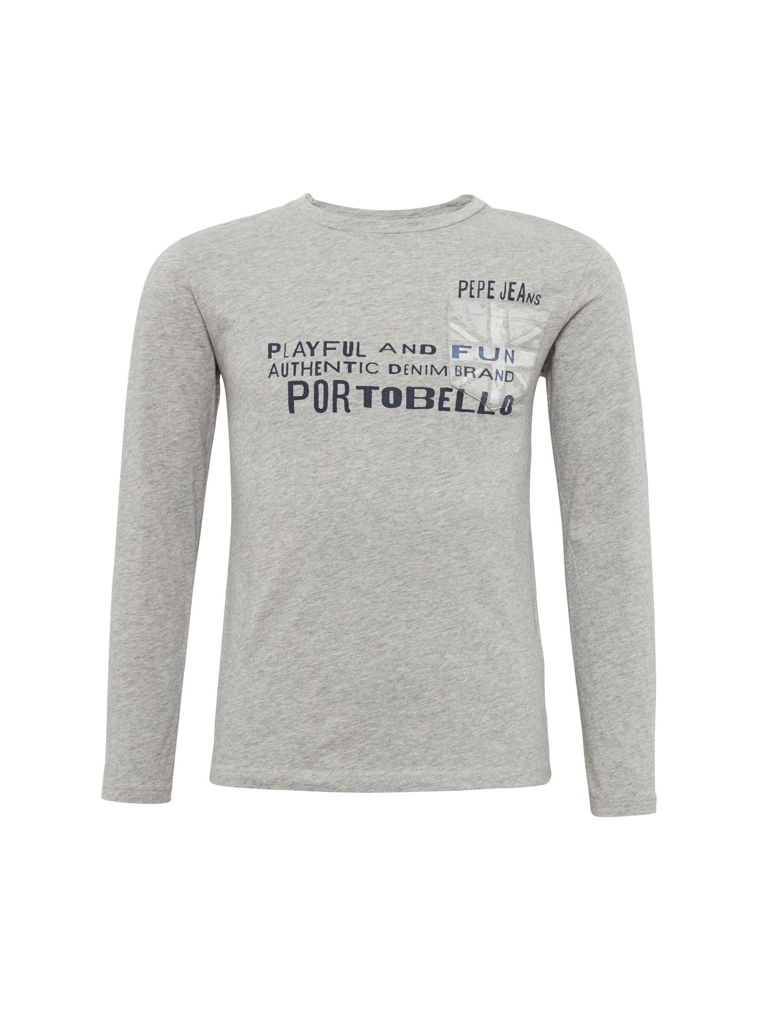 Pepe Jeans Jongens Shirt JACOBE grijs