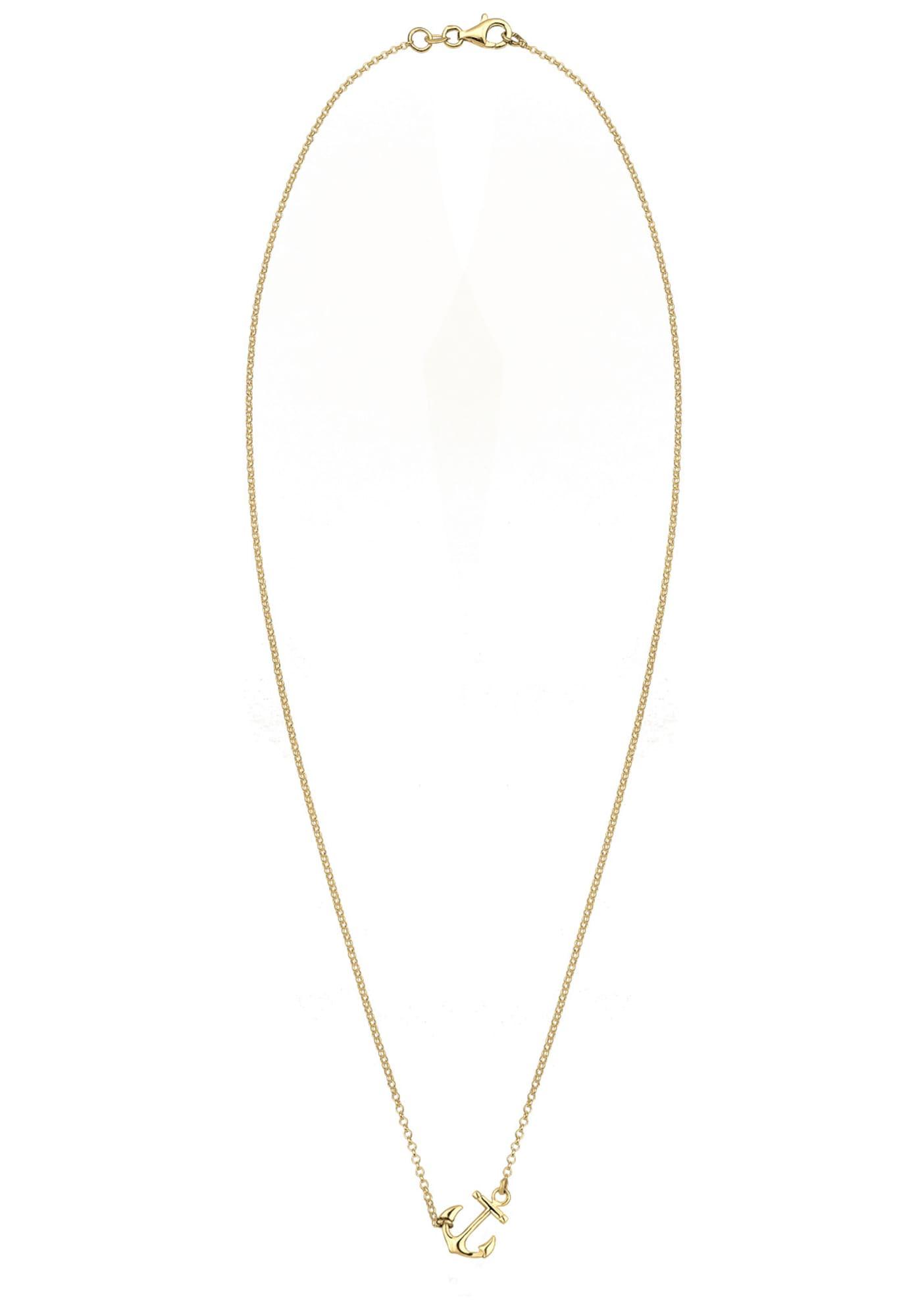 Halskette 'Anker' | Schmuck > Halsketten | ELLI