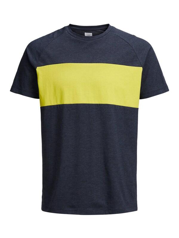 JACK & JONES Colour-Blocking T-Shirt jetztbilligerkaufen