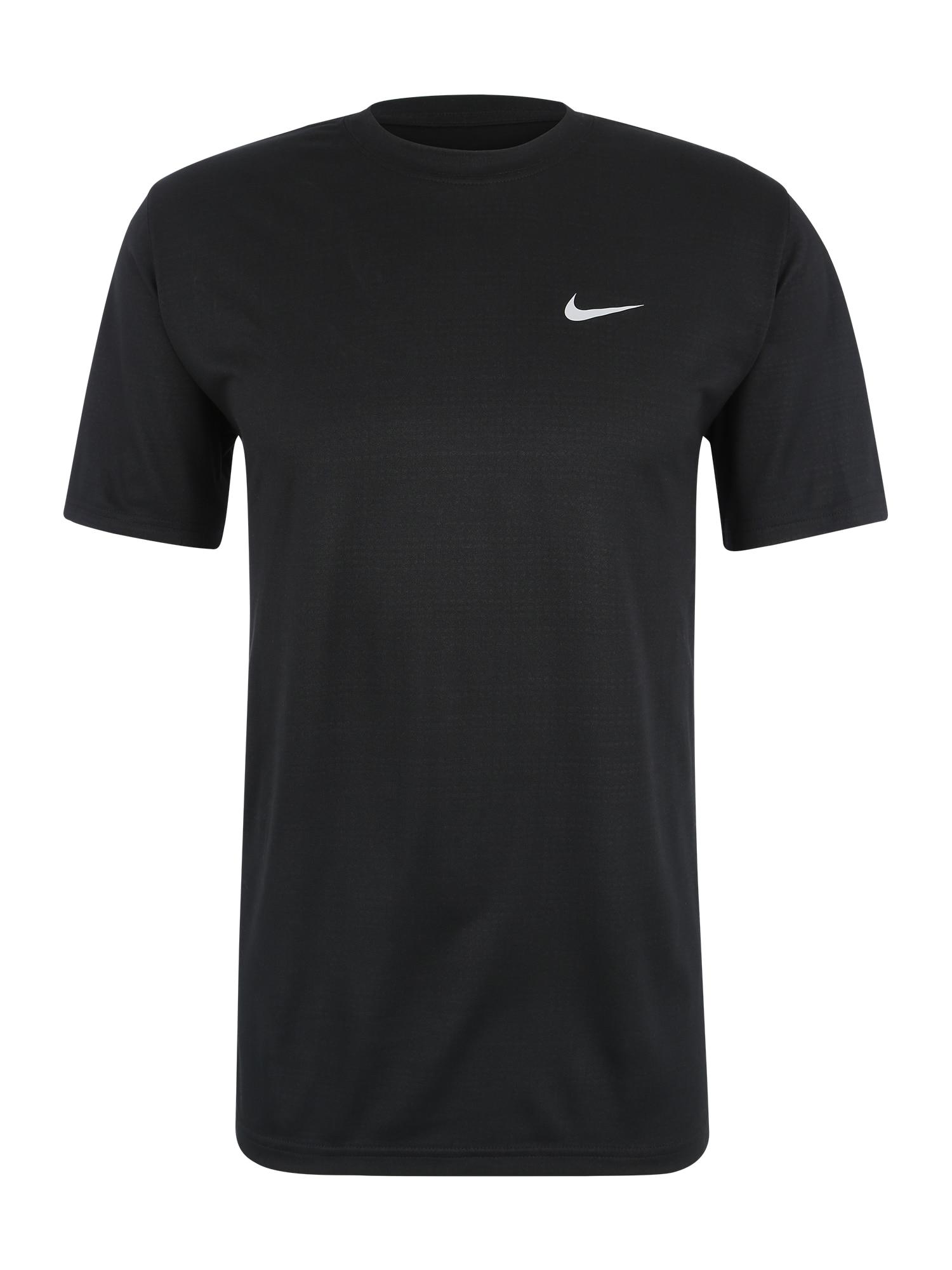 Funkční tričko Nike Dri-FIT Legend černá NIKE