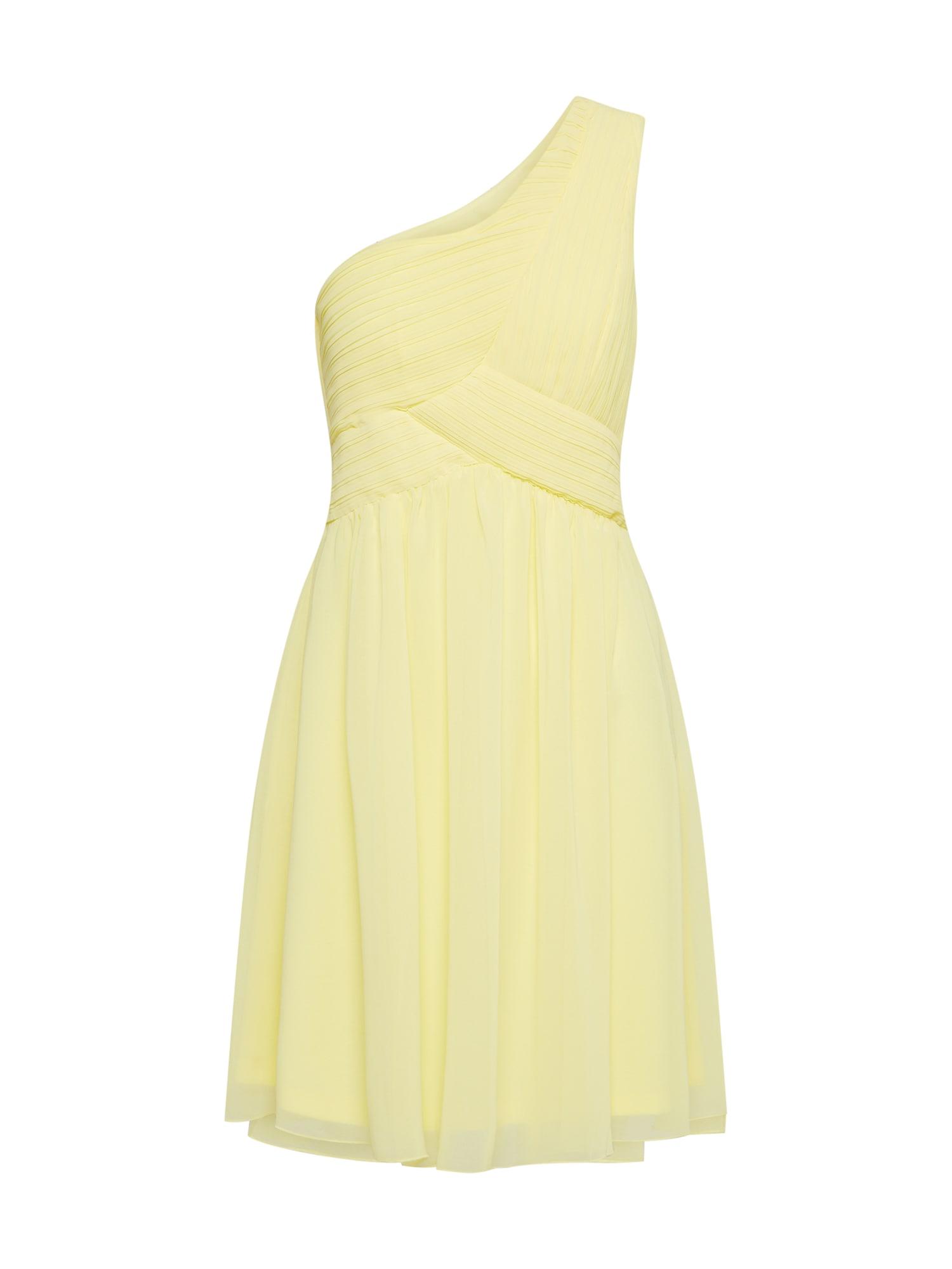 VILA Sukienka koktajlowa 'VIMITTA'  żółty