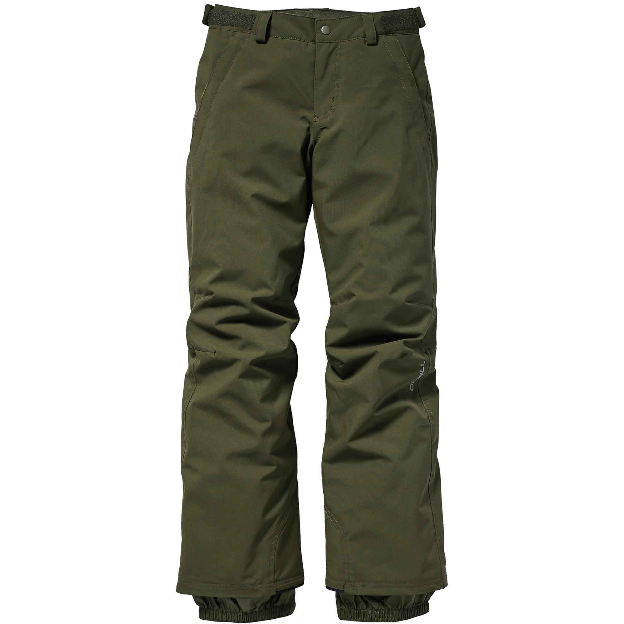ONEILL Outodoor kalhoty PB ANVIL PANTS tmavě zelená O'NEILL