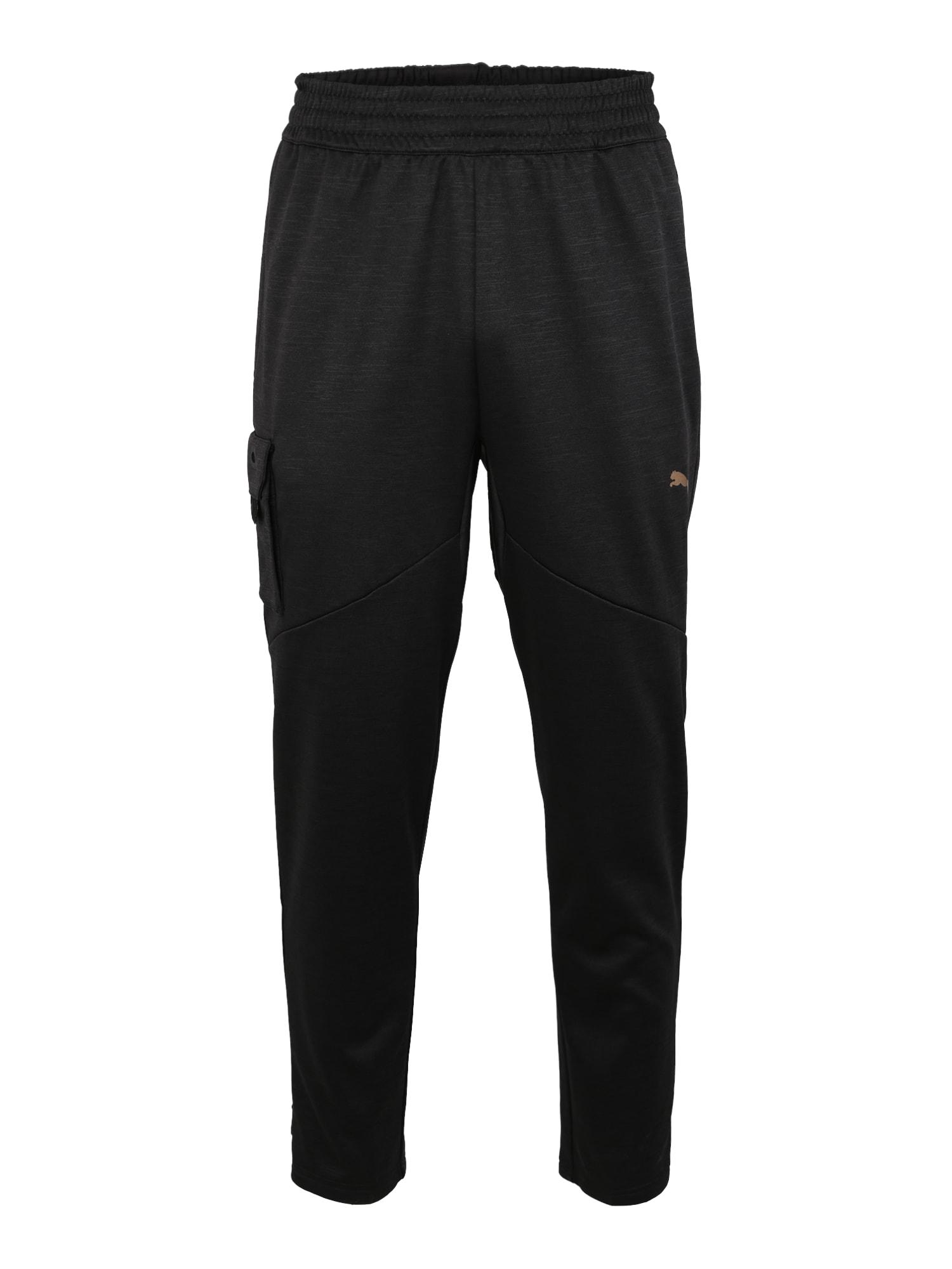 Sportovní kalhoty Q4 černá PUMA
