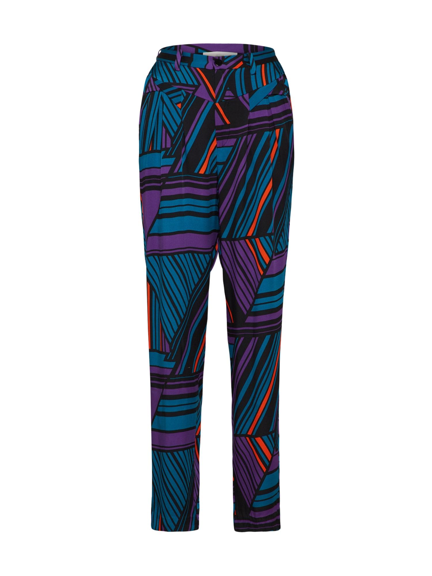 Harémové kalhoty MARY mix barev POSTYR