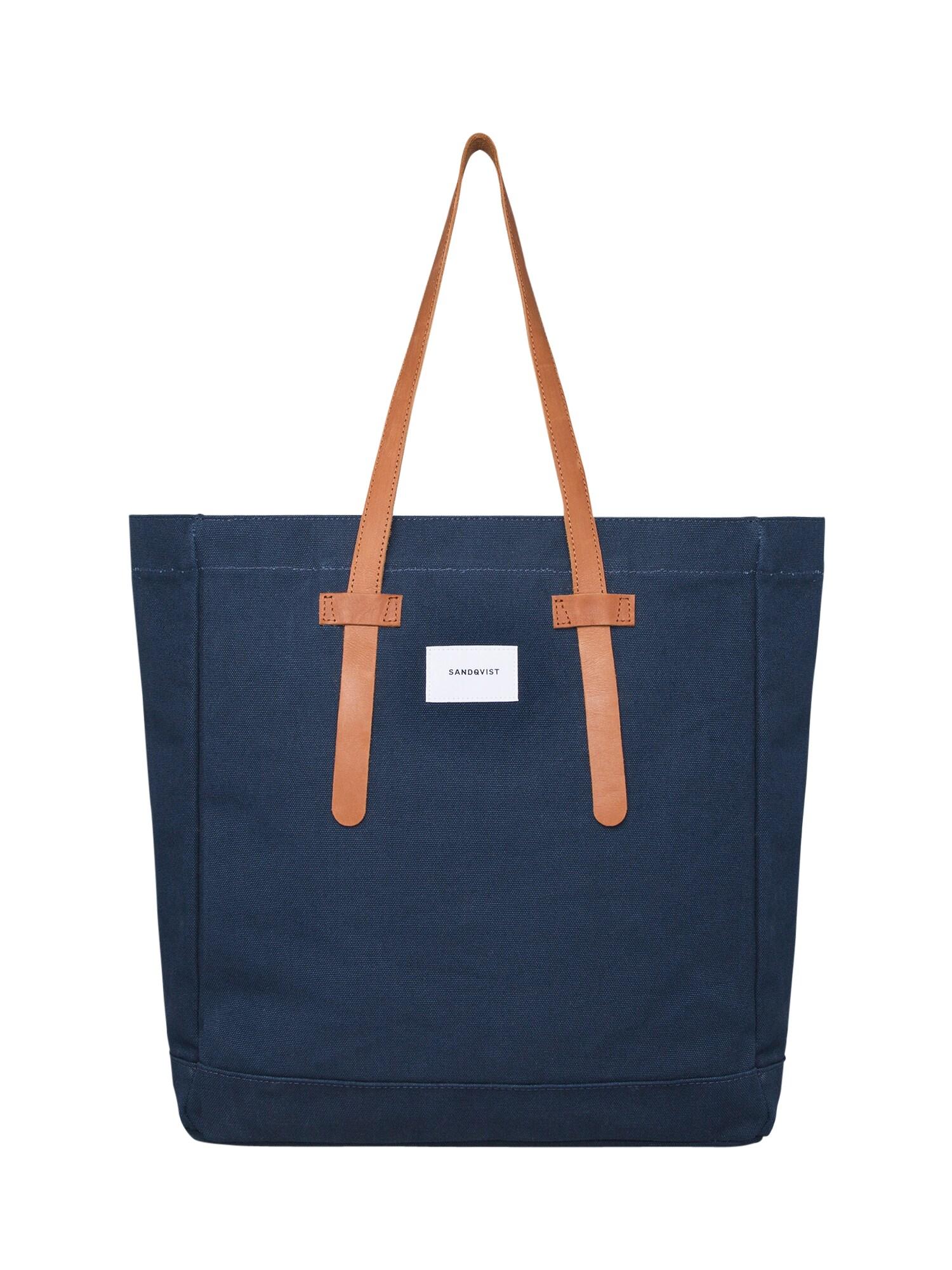 Nákupní taška modrá SANDQVIST