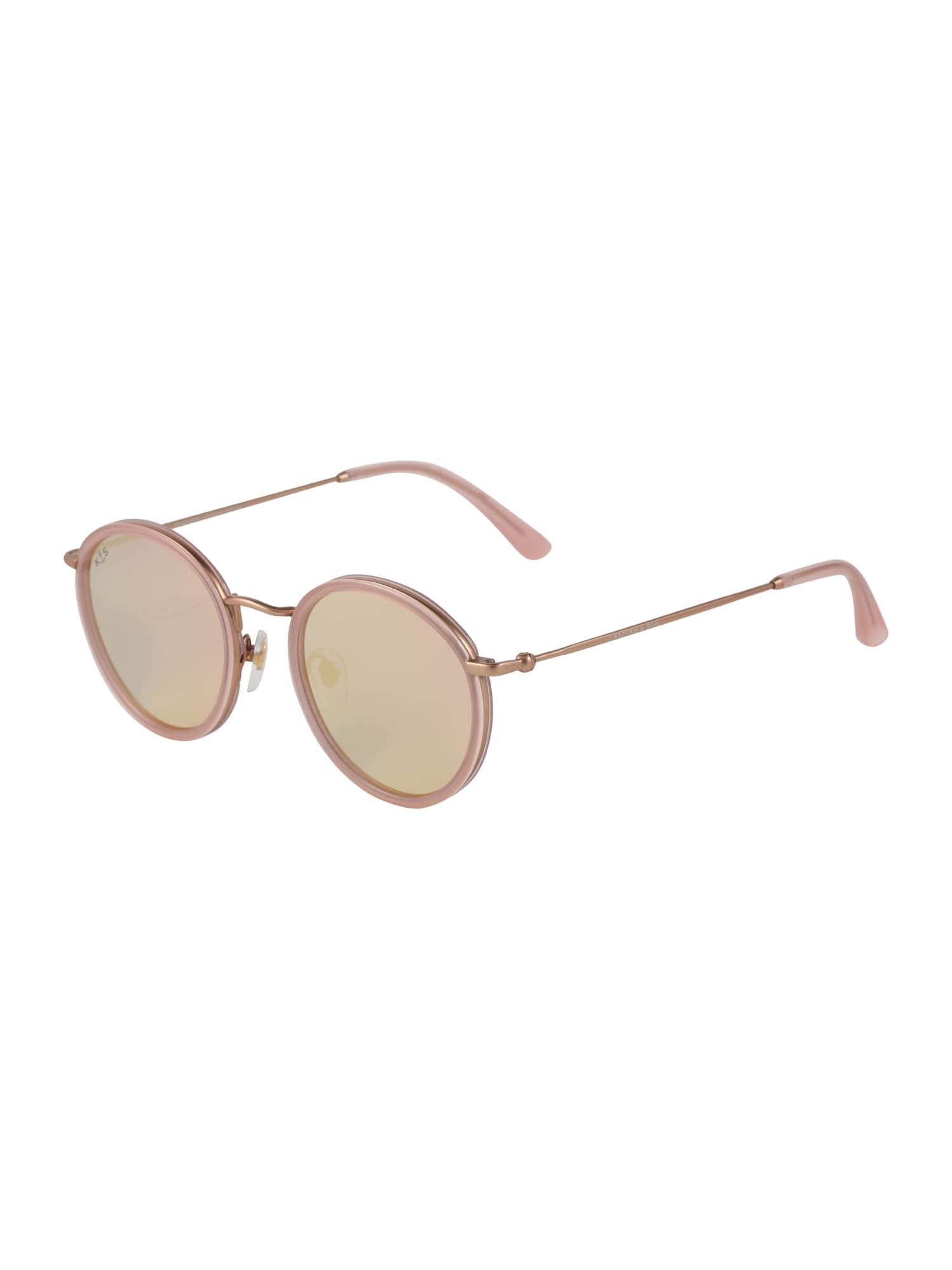 Sluneční brýle Amsterdam růžová Kapten & Son
