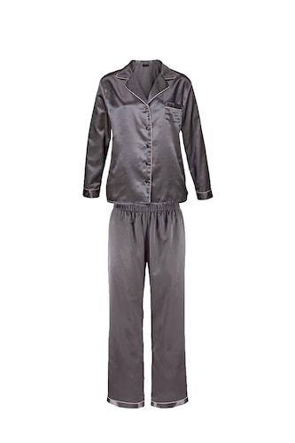 Satin-Pyjama
