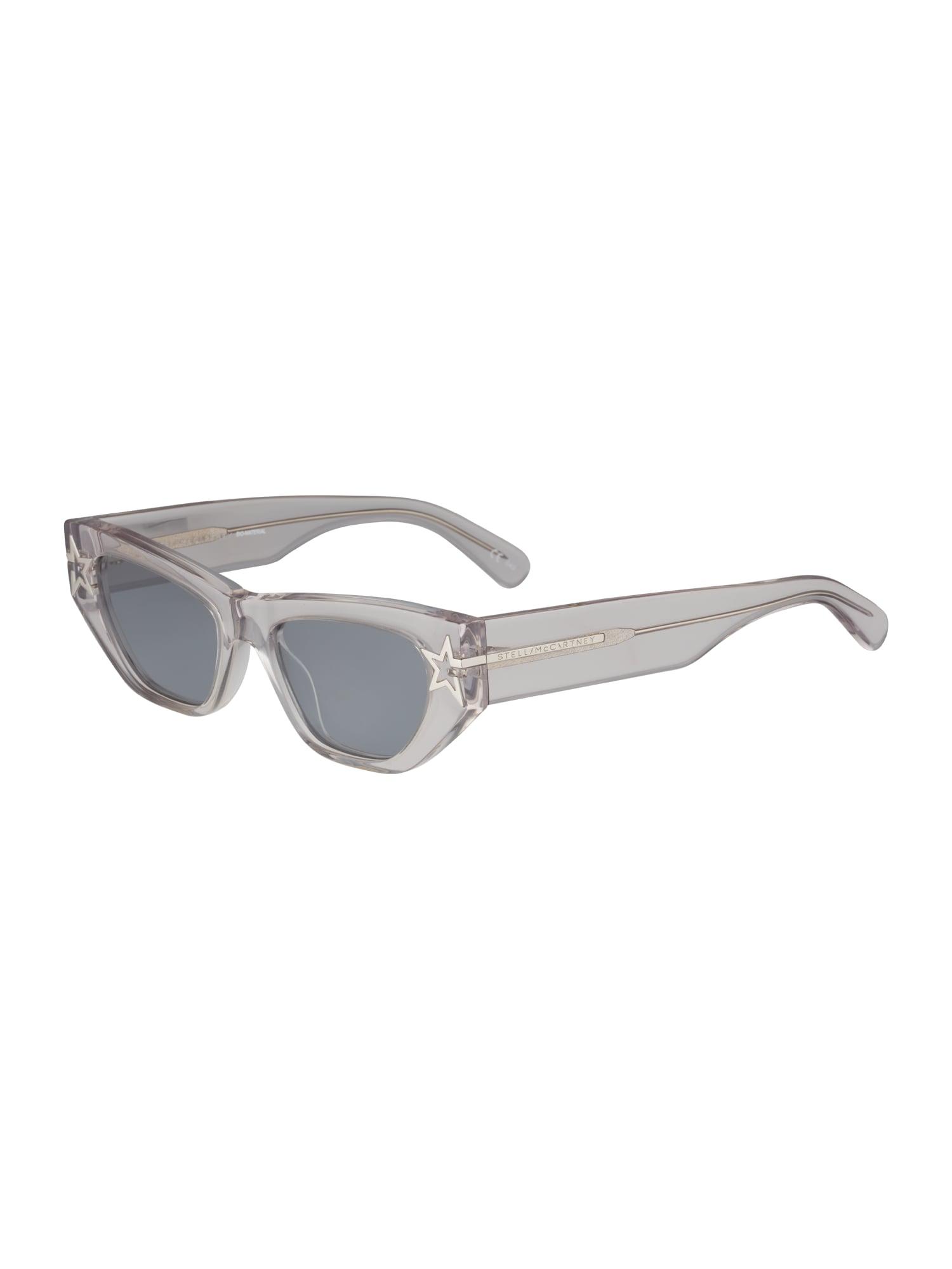 Stella McCartney Slnečné okuliare 'SC0210S-002 54'  priehľadná