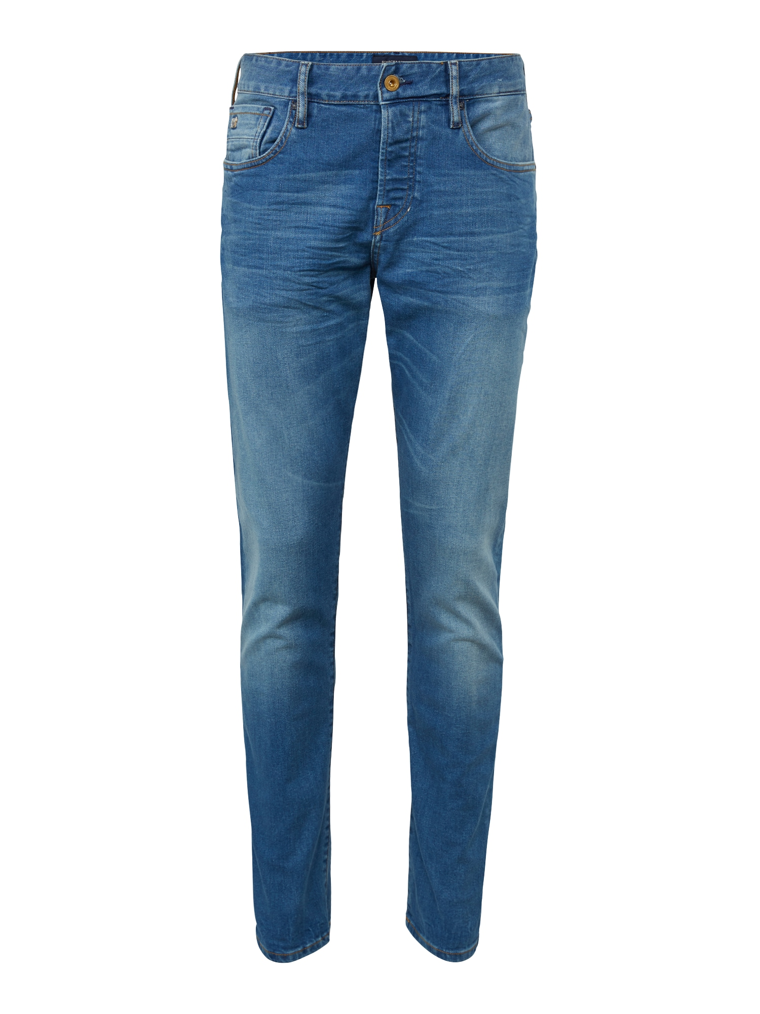 SCOTCH  and  SODA Heren Jeans Ralston Blue Roots blue denim