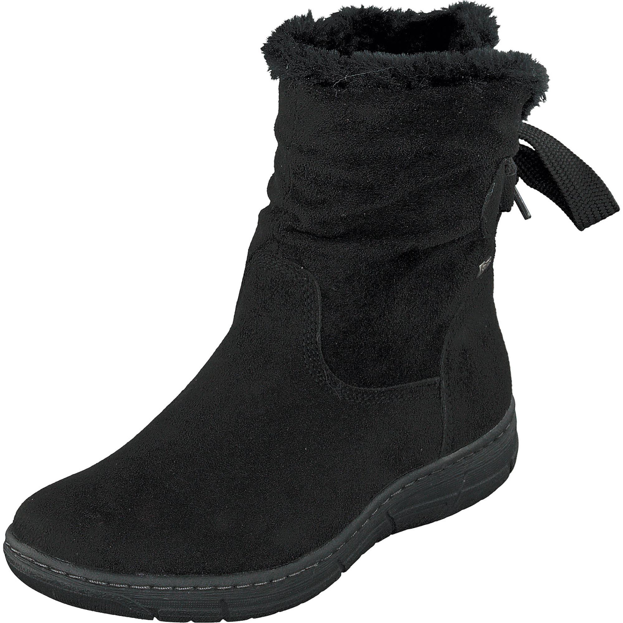 Winterstiefeletten   Schuhe > Stiefeletten > Winterstiefeletten   Schwarz   Relife