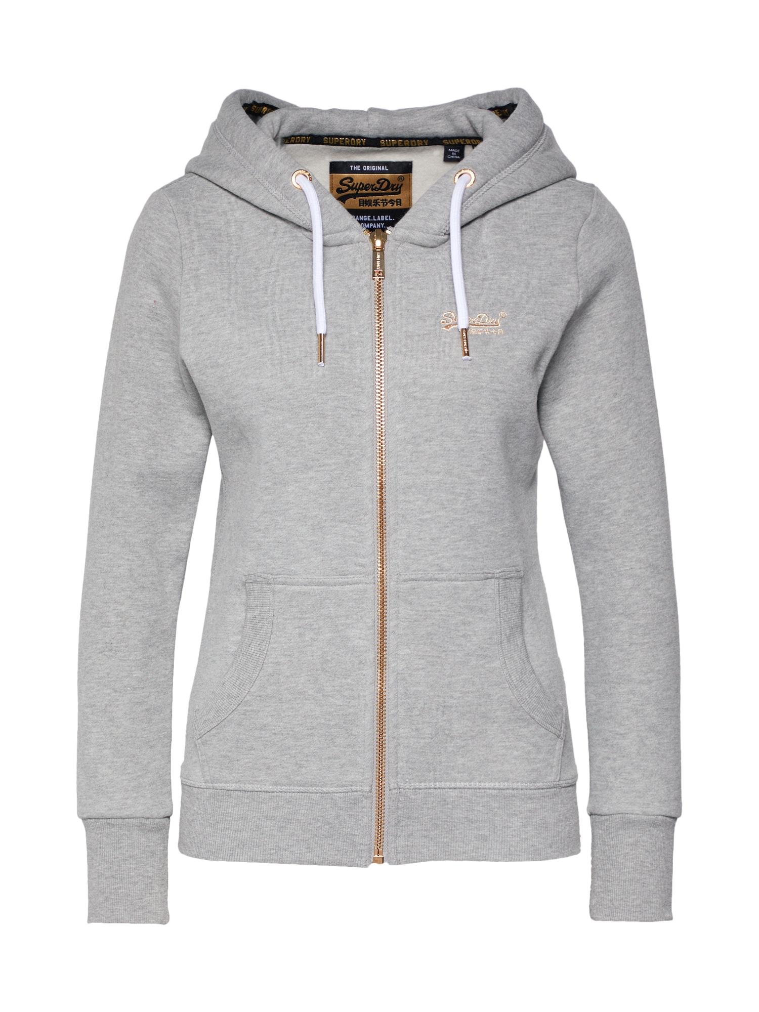 Sweatjacke | Bekleidung > Sweatshirts & -jacken > Sweatjacken | Superdry