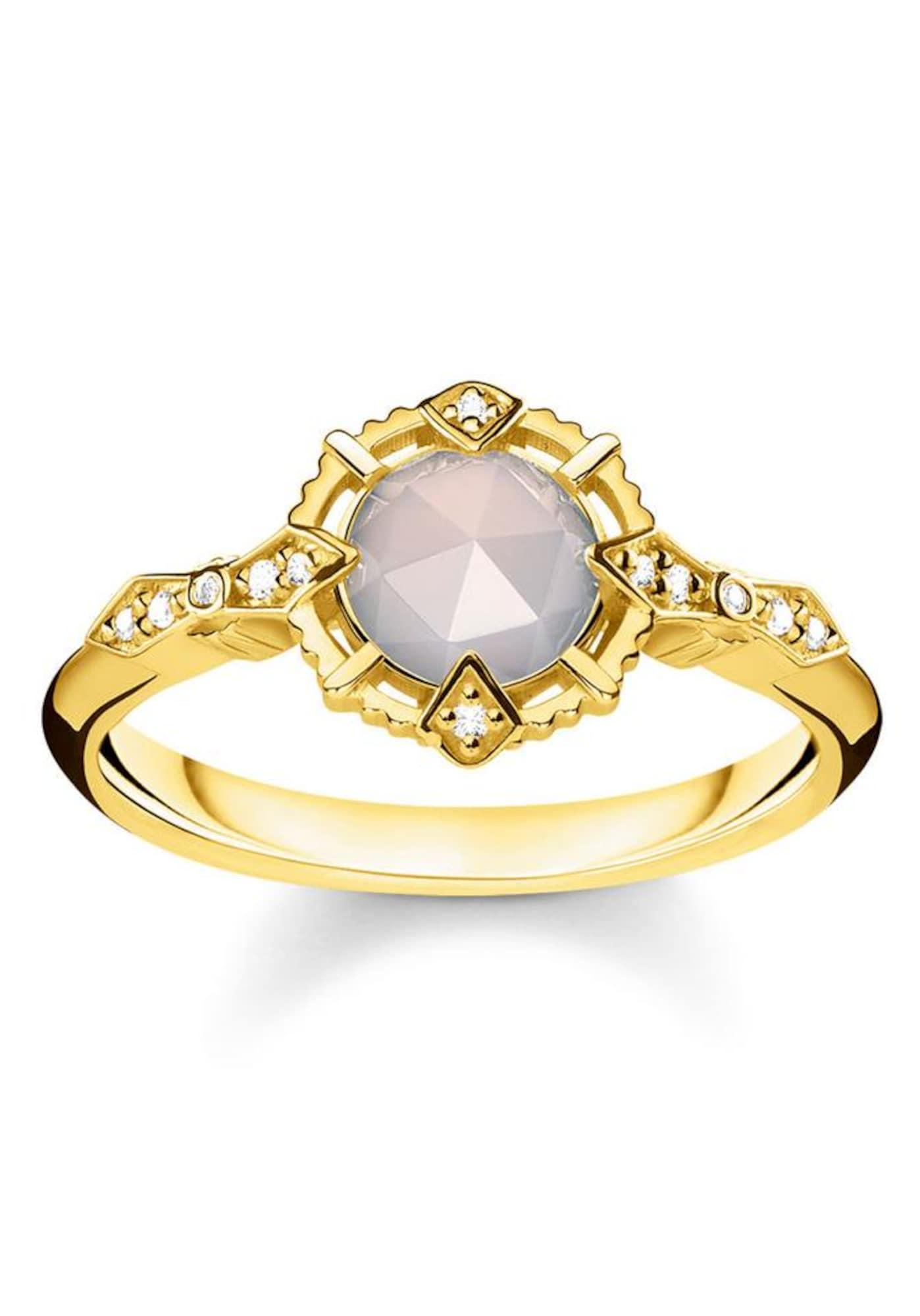 Diamantring 'Vintage'   Schmuck > Ringe > Diamantringe   Gold   Thomas Sabo