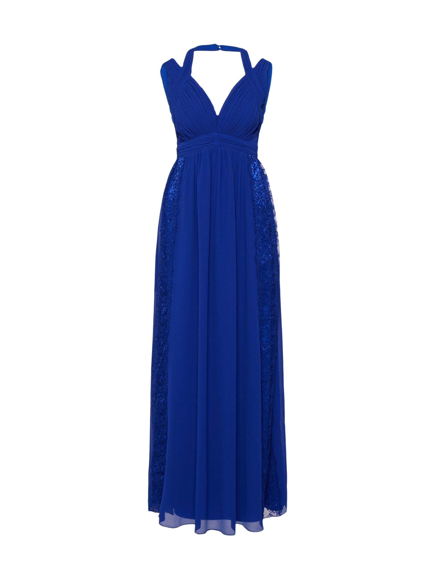 Společenské šaty modrá Little Mistress