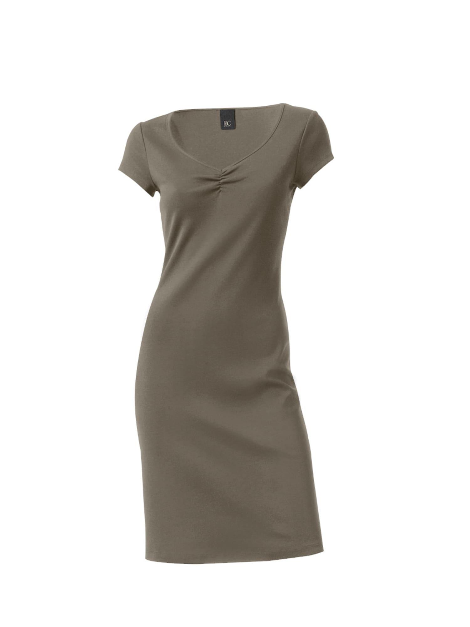 Plážové šaty olivová Heine