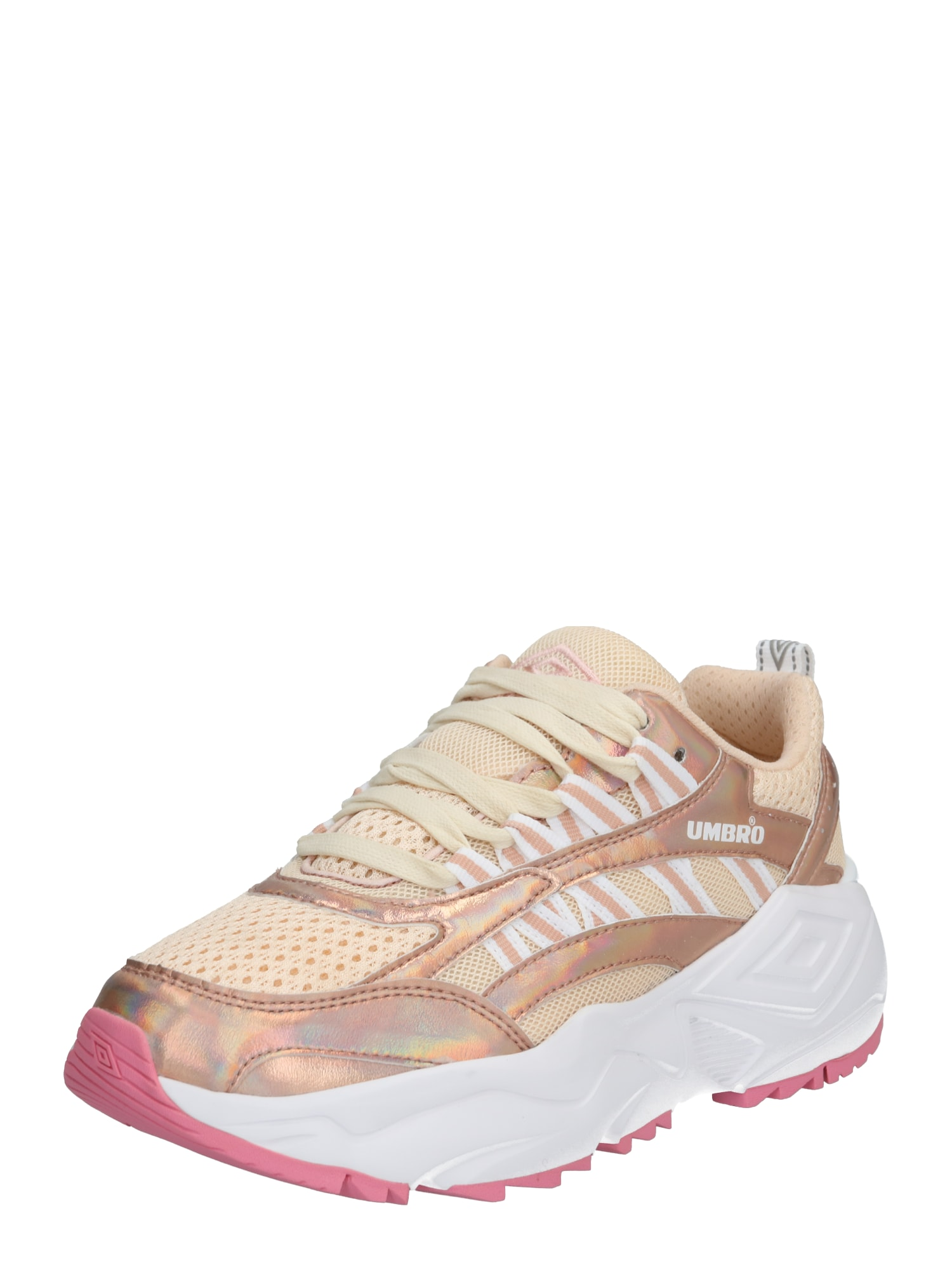 UMBRO Sneaker low  albastru / roz / roz