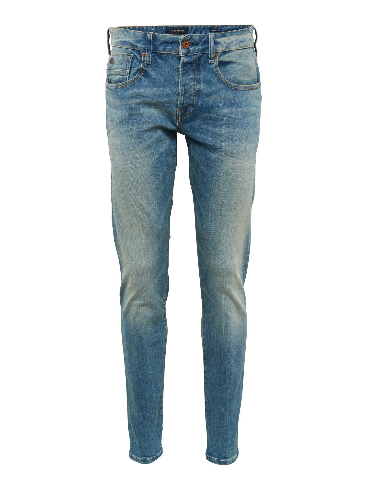 SCOTCH  and  SODA Heren Jeans Ralston blue denim