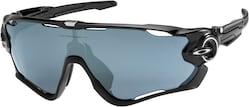 Jawbreaker polished black black iridium Sportbrille