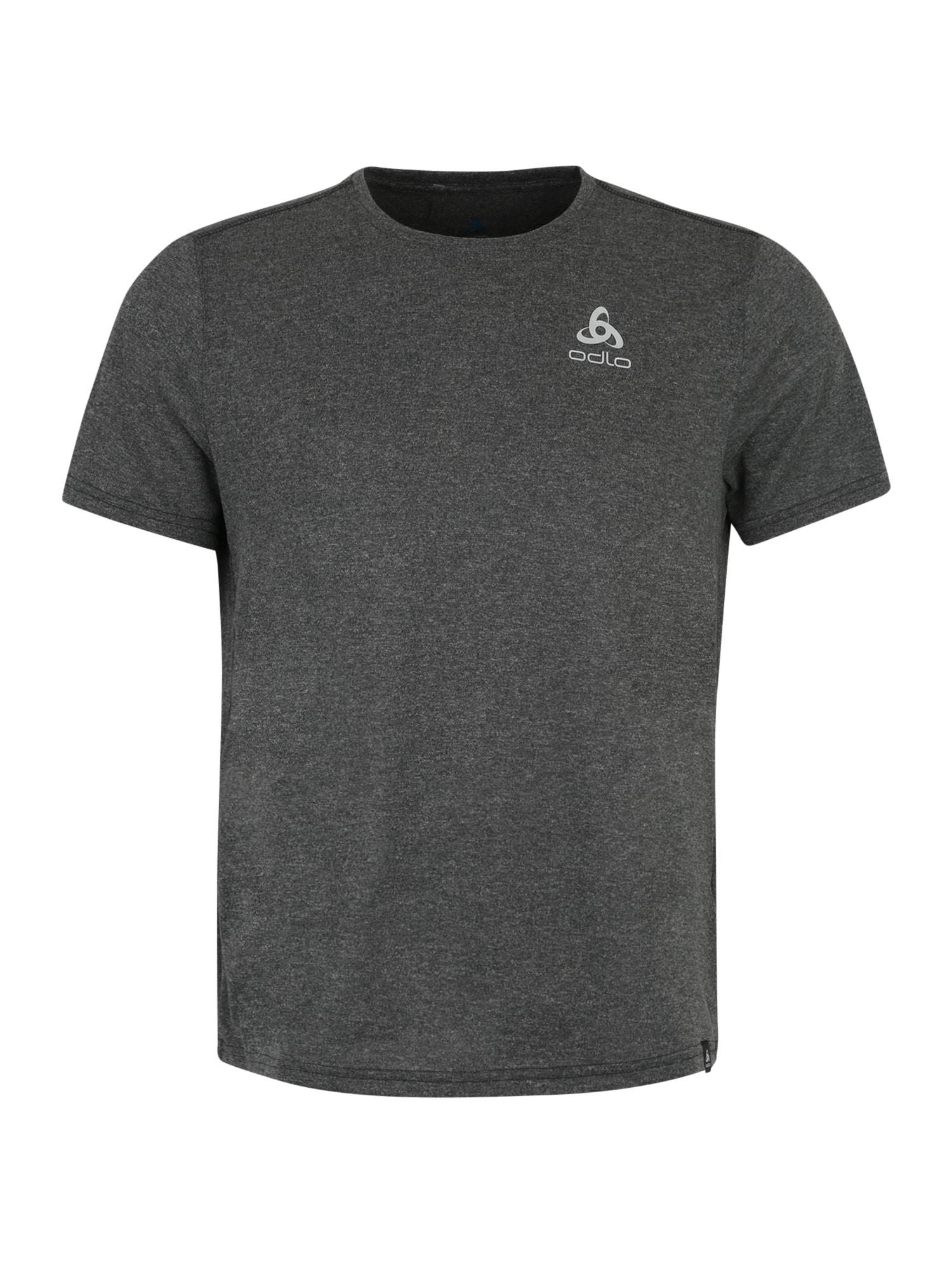Funkční tričko MILLENNIUM ELEMENT černá ODLO
