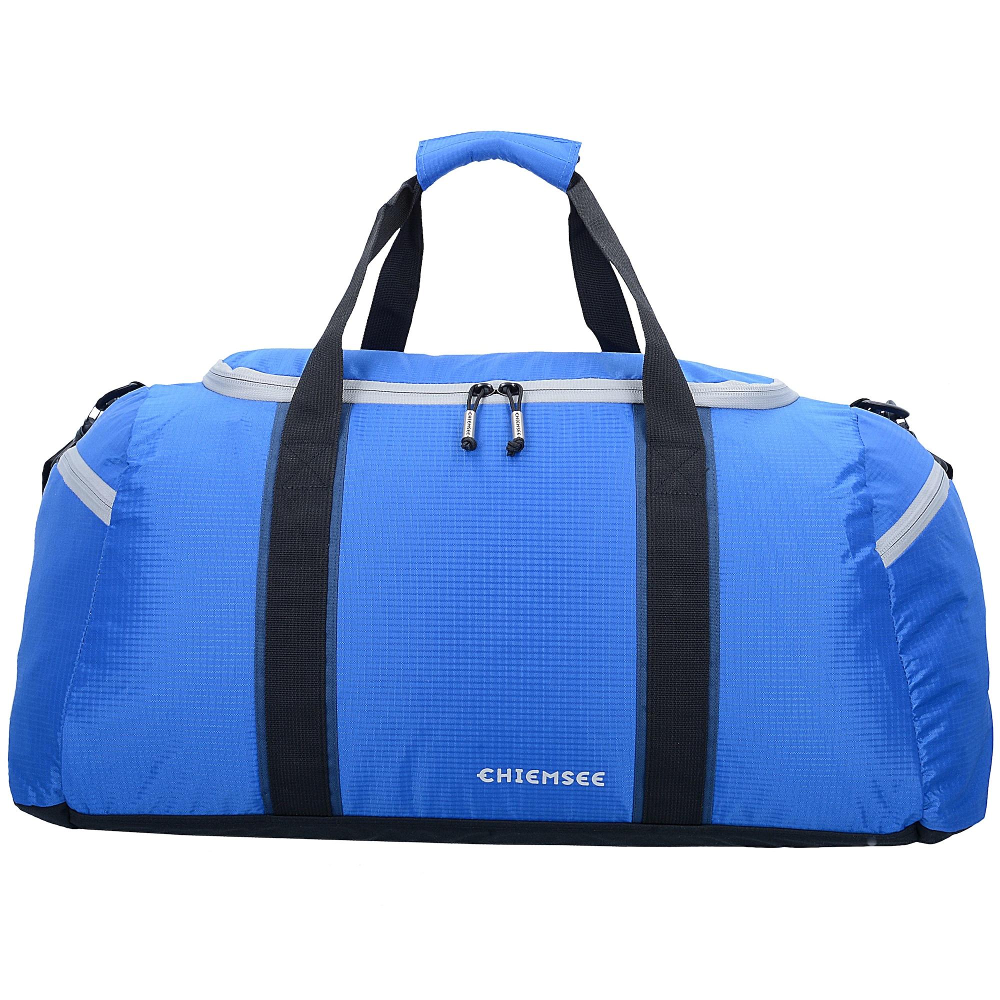 CHIEMSEE, Dames Sporttas 'Matchbag Large', blauw / gemengde kleuren