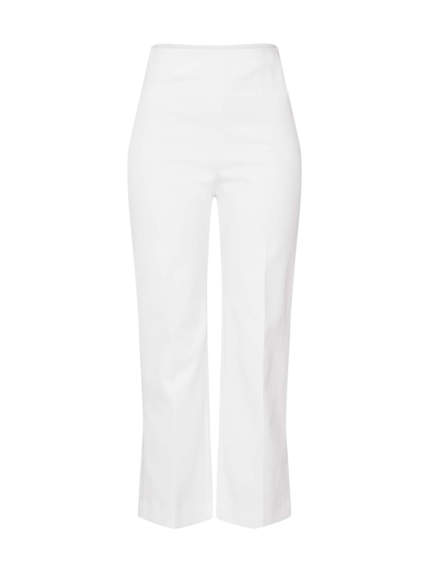 Kalhoty bílá RENÉ LEZARD